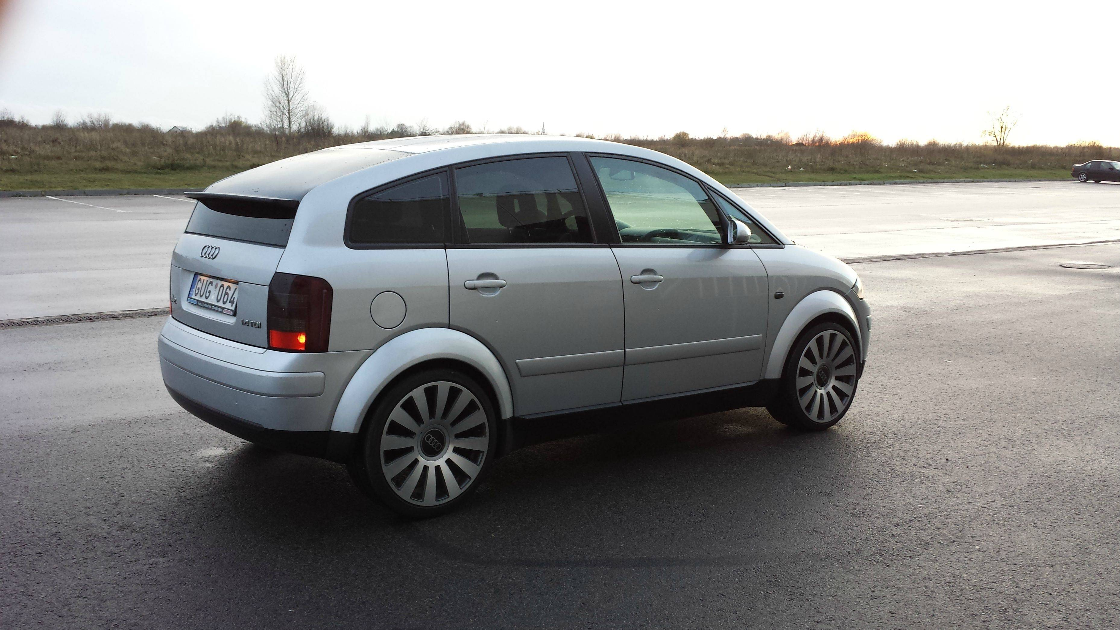 audi a2 pictures #12