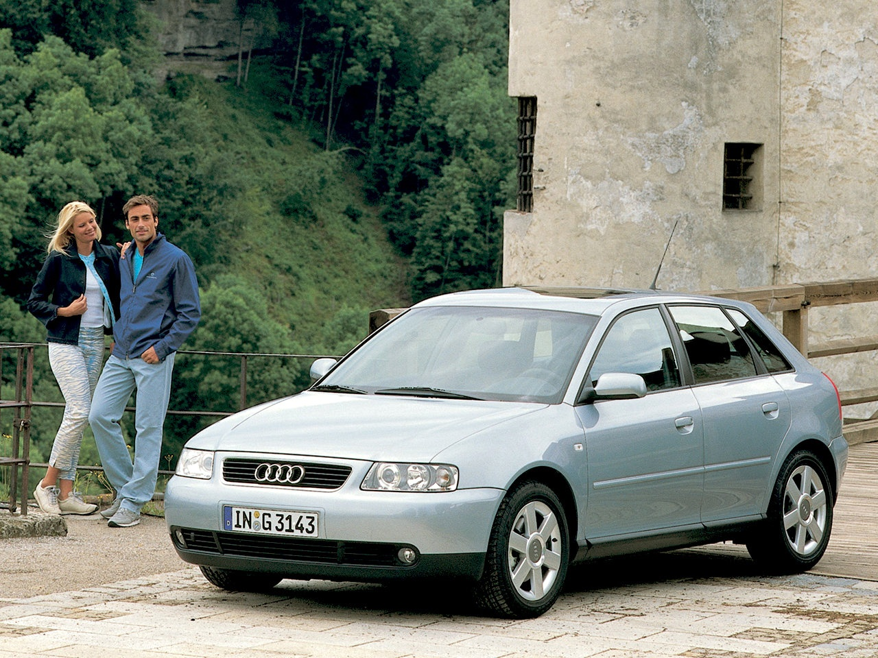 2000 Audi A3 (8l) - pictures, information and specs - Auto ...
