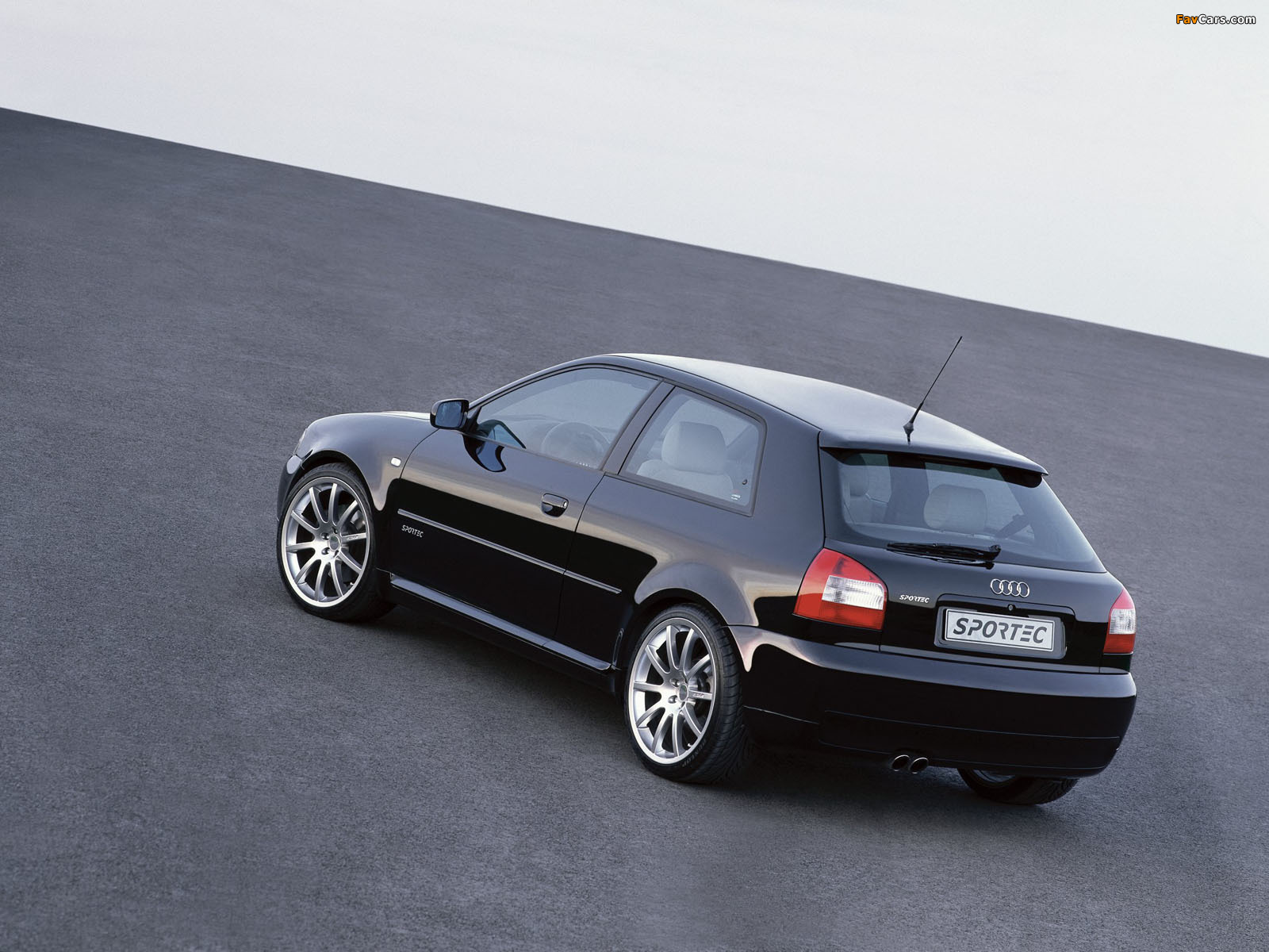 2001 Audi A3 (8l) - pictures, information and specs - Auto ...