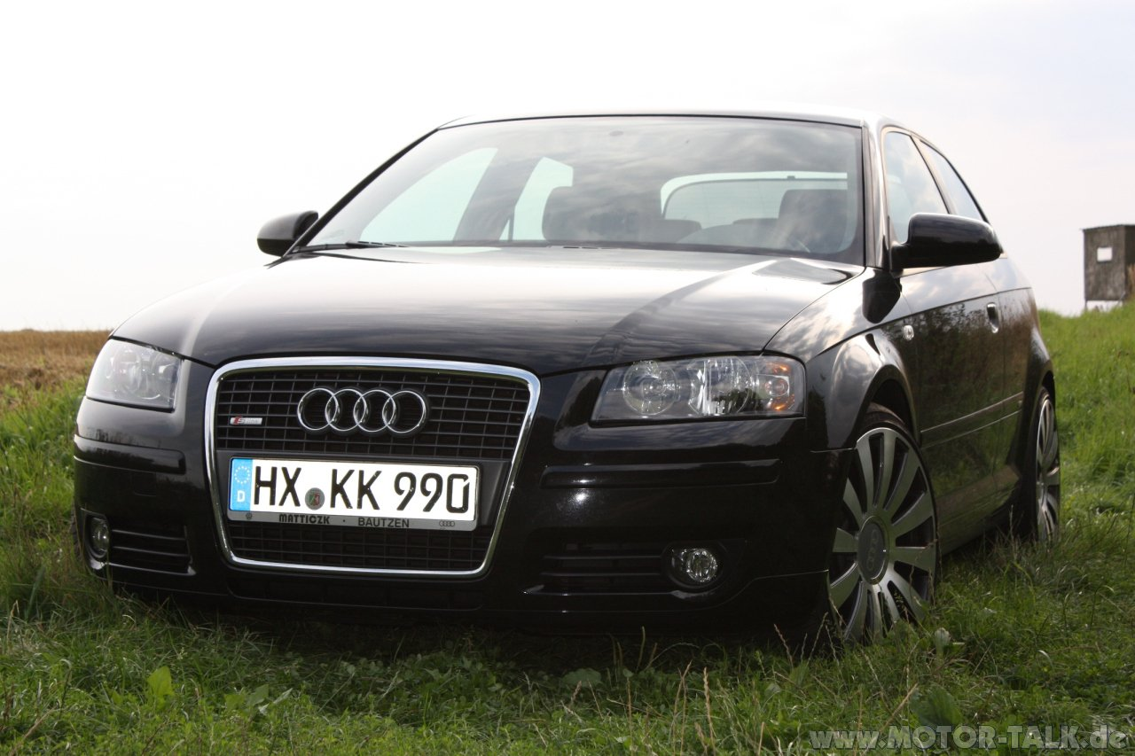 2006 audi a3 8p pictures information and specs auto. Black Bedroom Furniture Sets. Home Design Ideas