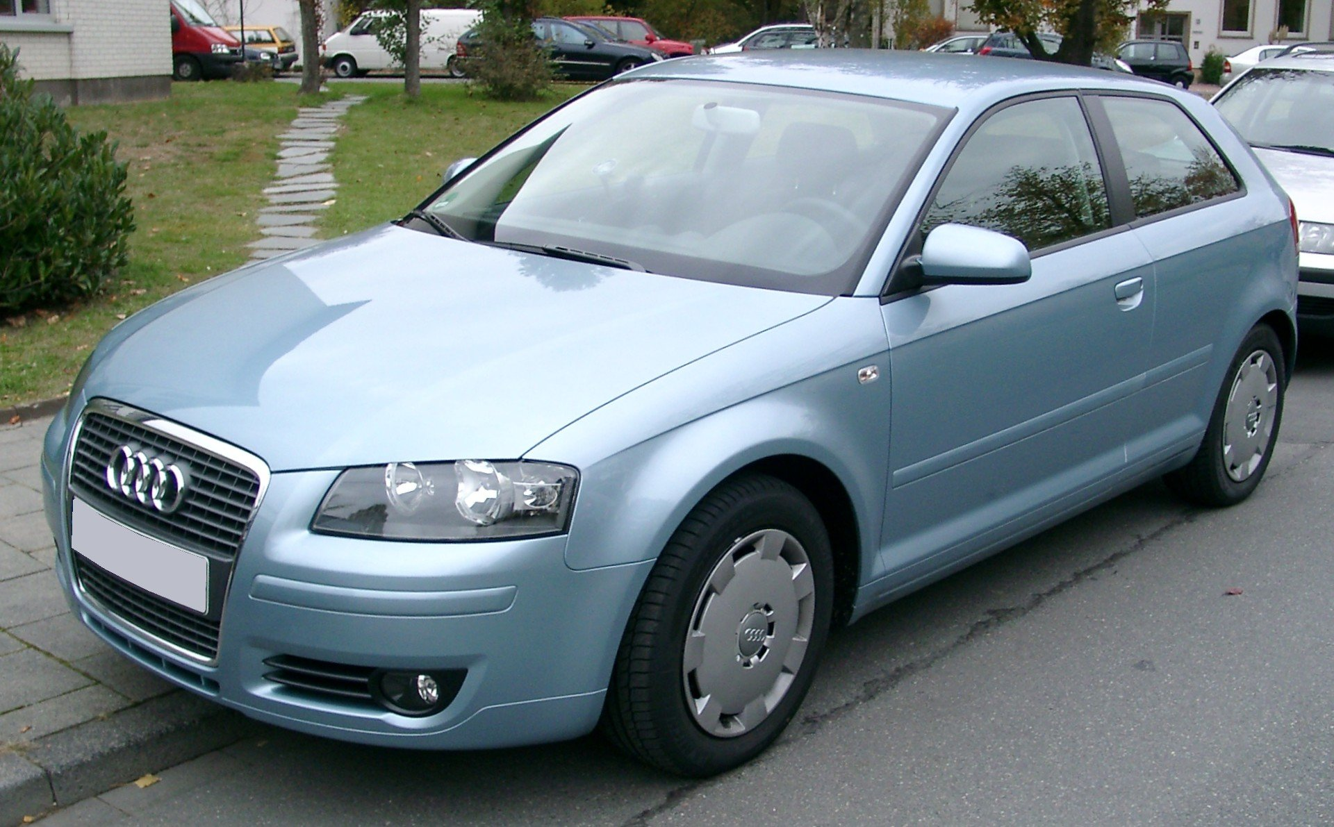 2007 audi a3 8p pictures information and specs auto. Black Bedroom Furniture Sets. Home Design Ideas
