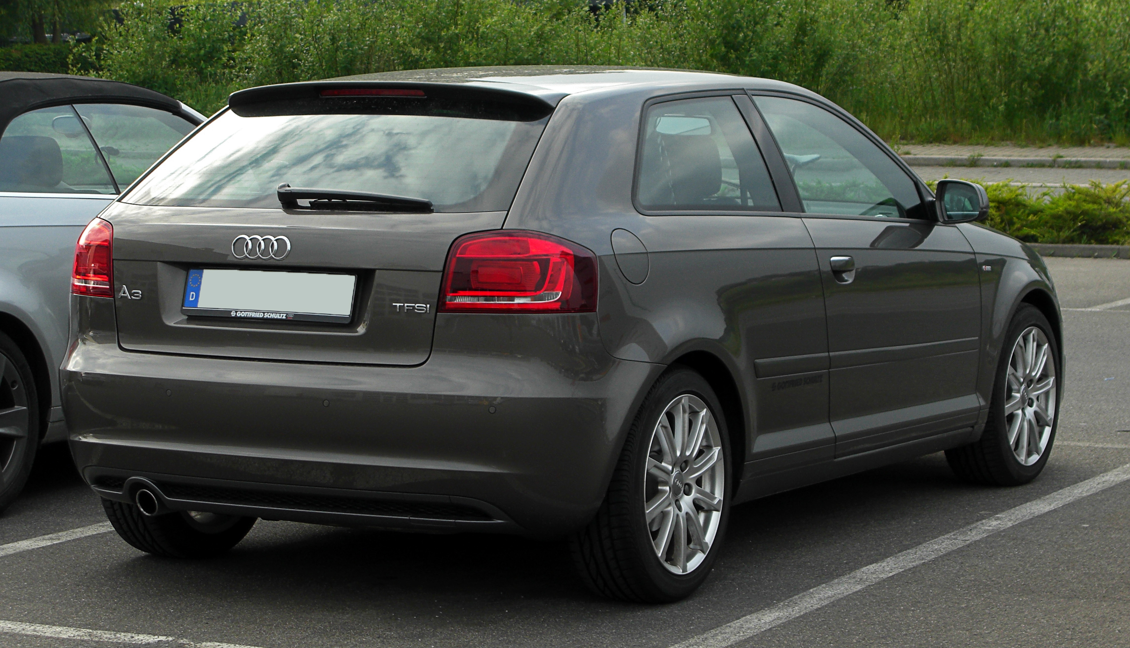 2011 audi a3 8p pictures information and specs auto. Black Bedroom Furniture Sets. Home Design Ideas