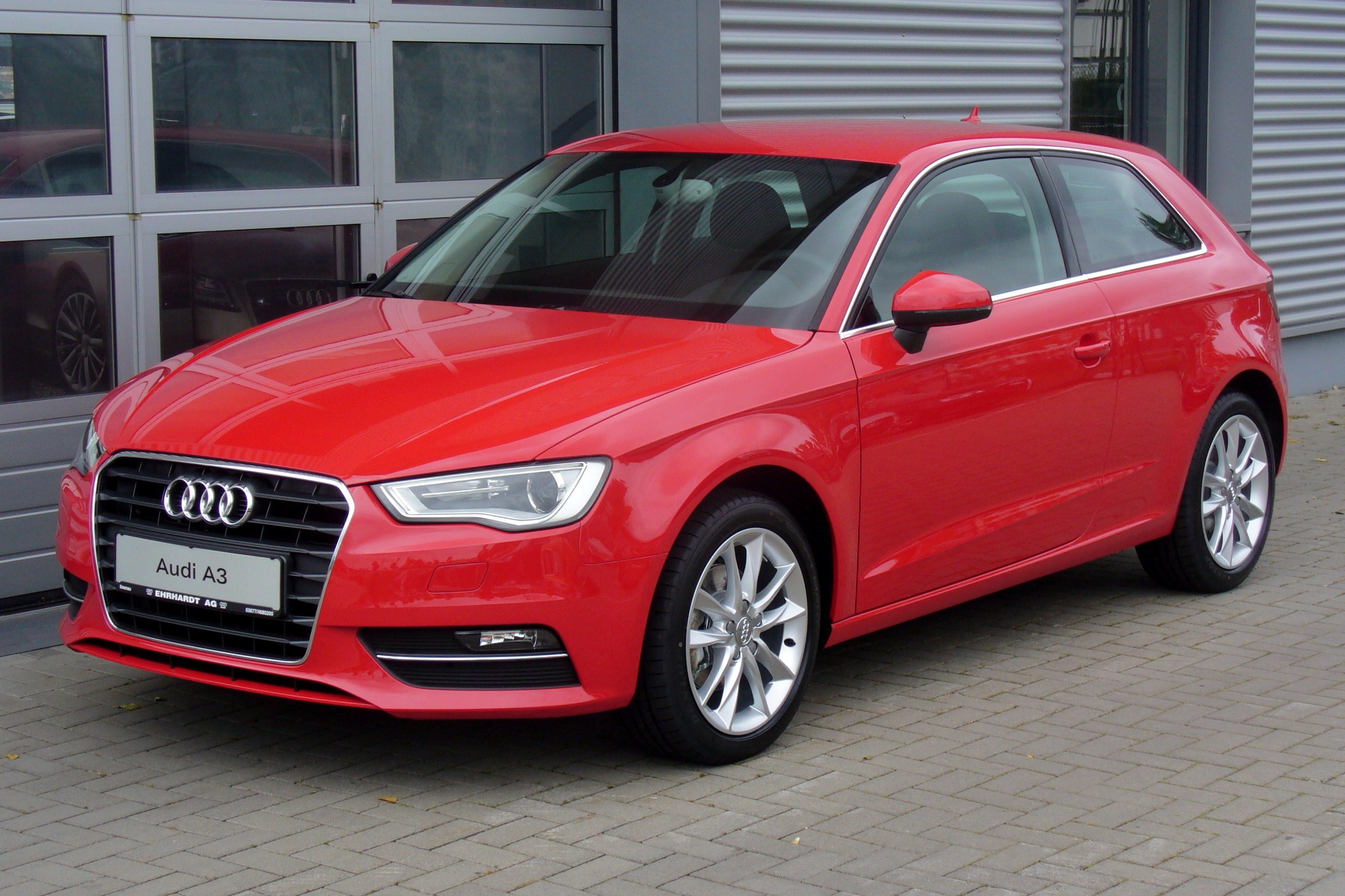 2012 audi a3 8v pictures information and specs auto. Black Bedroom Furniture Sets. Home Design Ideas