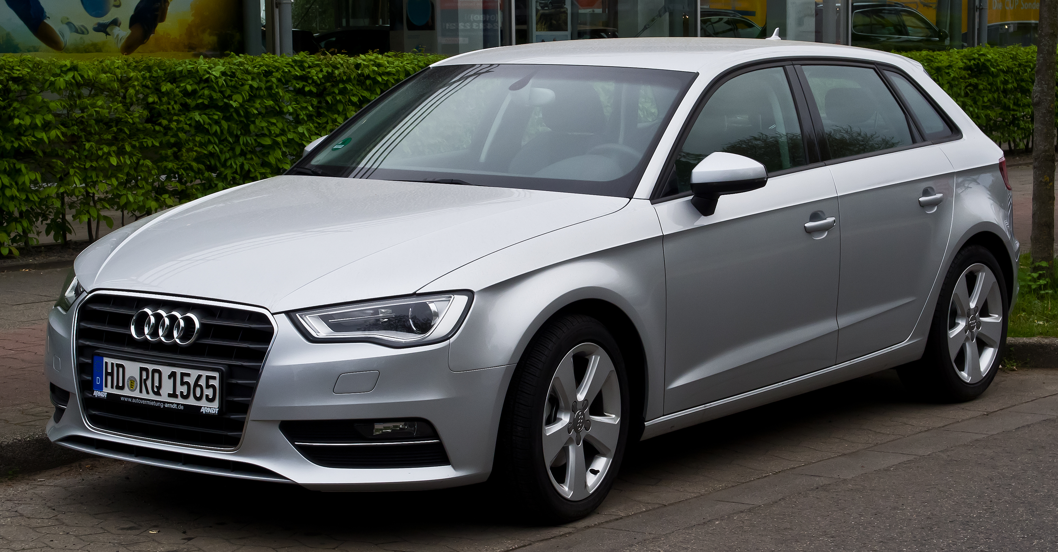 audi a3 (8v) 2014 pictures #4