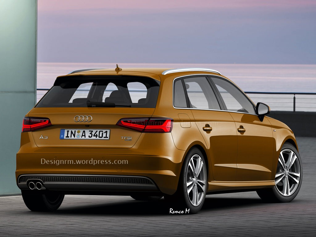 audi a3 (8v) 2016 pictures