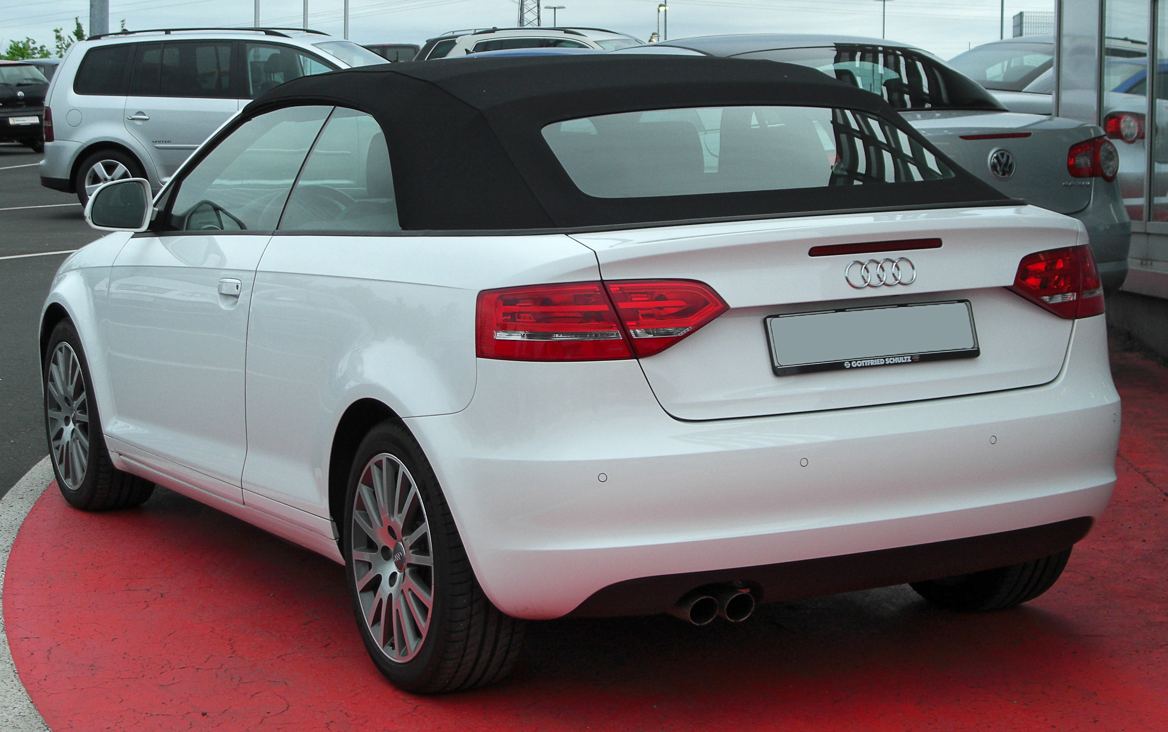 2012 audi a3 cabrio 8p pictures information and specs auto. Black Bedroom Furniture Sets. Home Design Ideas