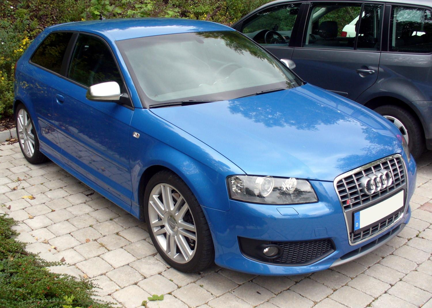 2006 Audi A3 Sportback 8p Pictures Information And