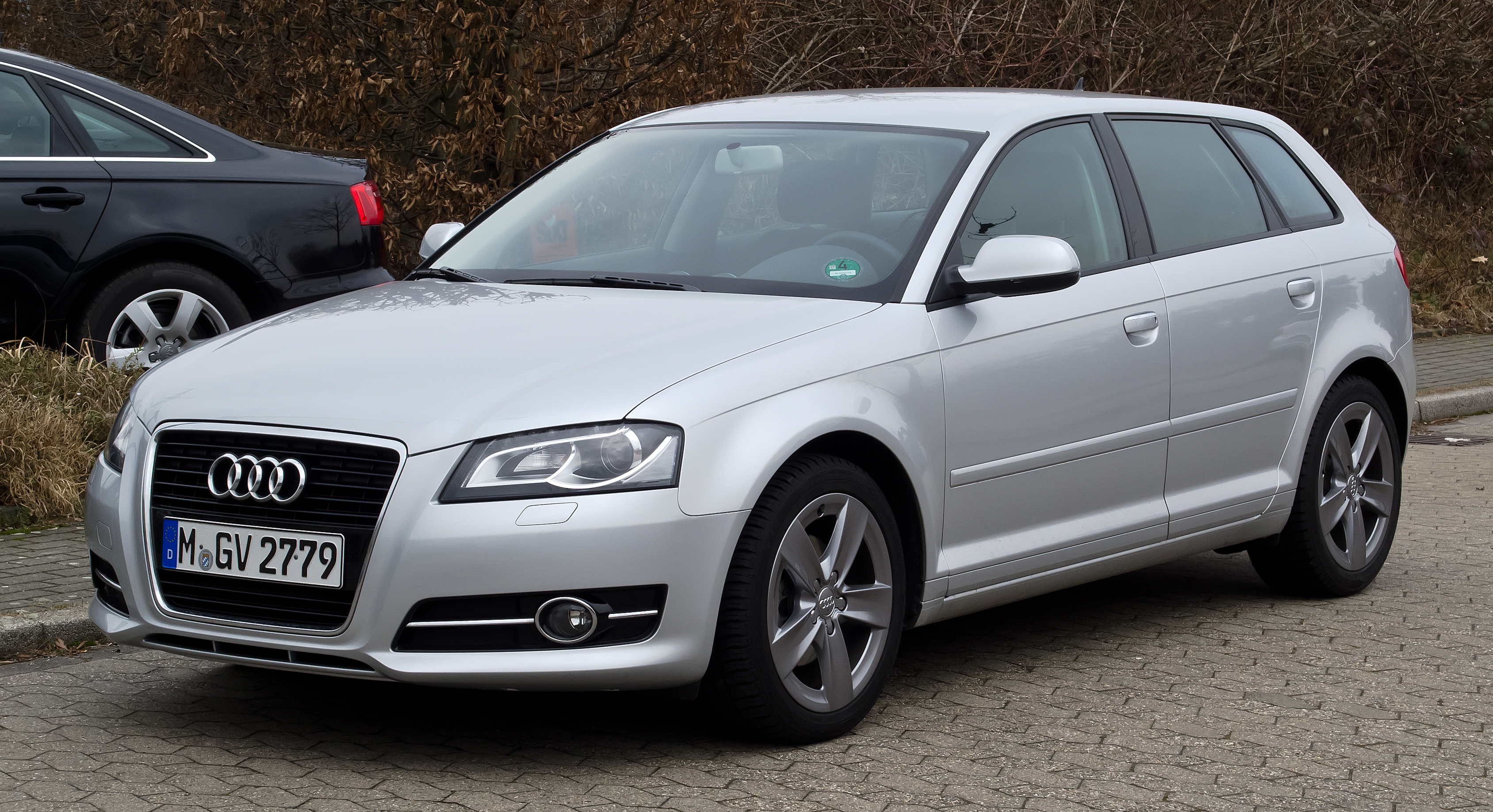 2010 Audi A3 sportback (8p) - pictures, information and ...