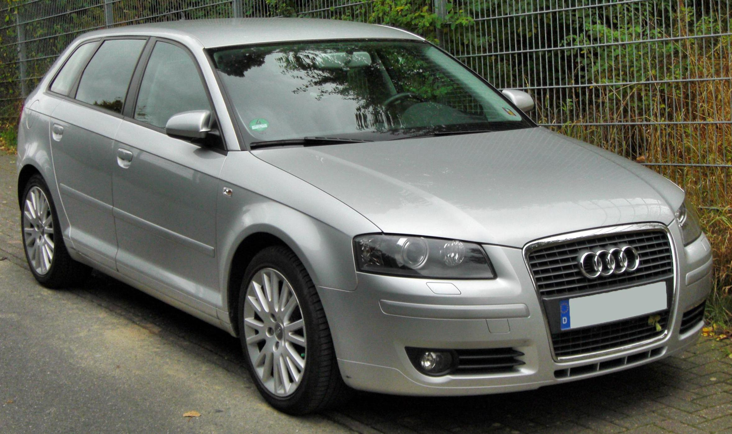2010 audi a3 sportback 8p pictures information and. Black Bedroom Furniture Sets. Home Design Ideas