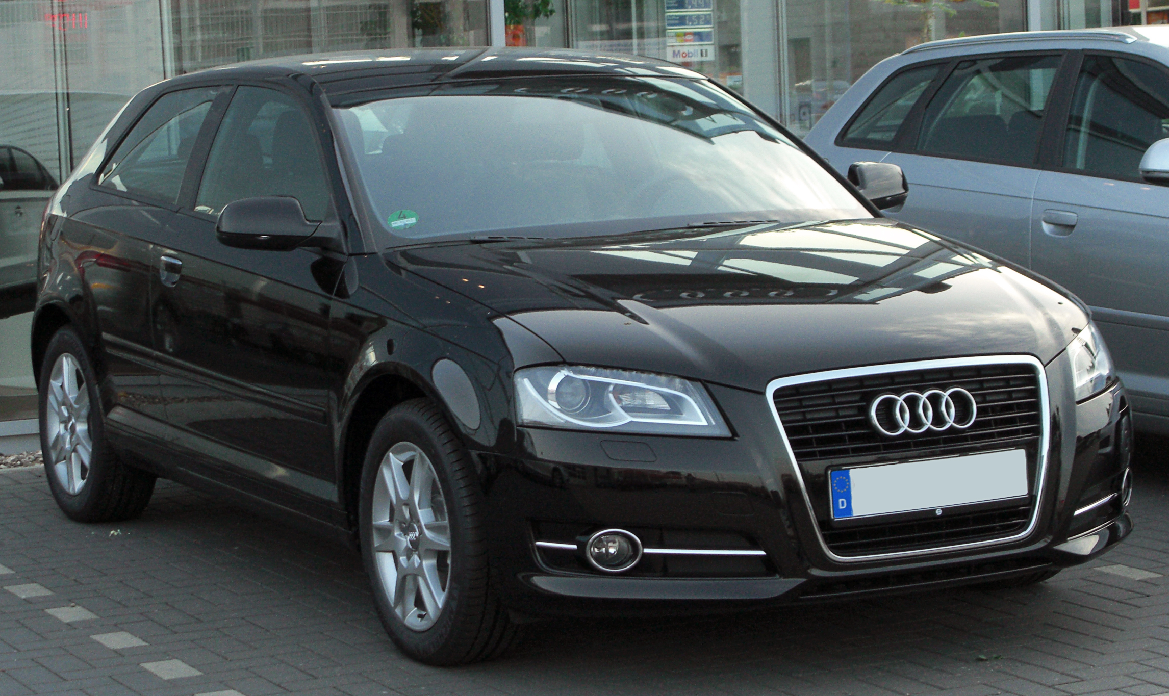 2011 audi a3 sportback 8p pictures information and specs auto. Black Bedroom Furniture Sets. Home Design Ideas
