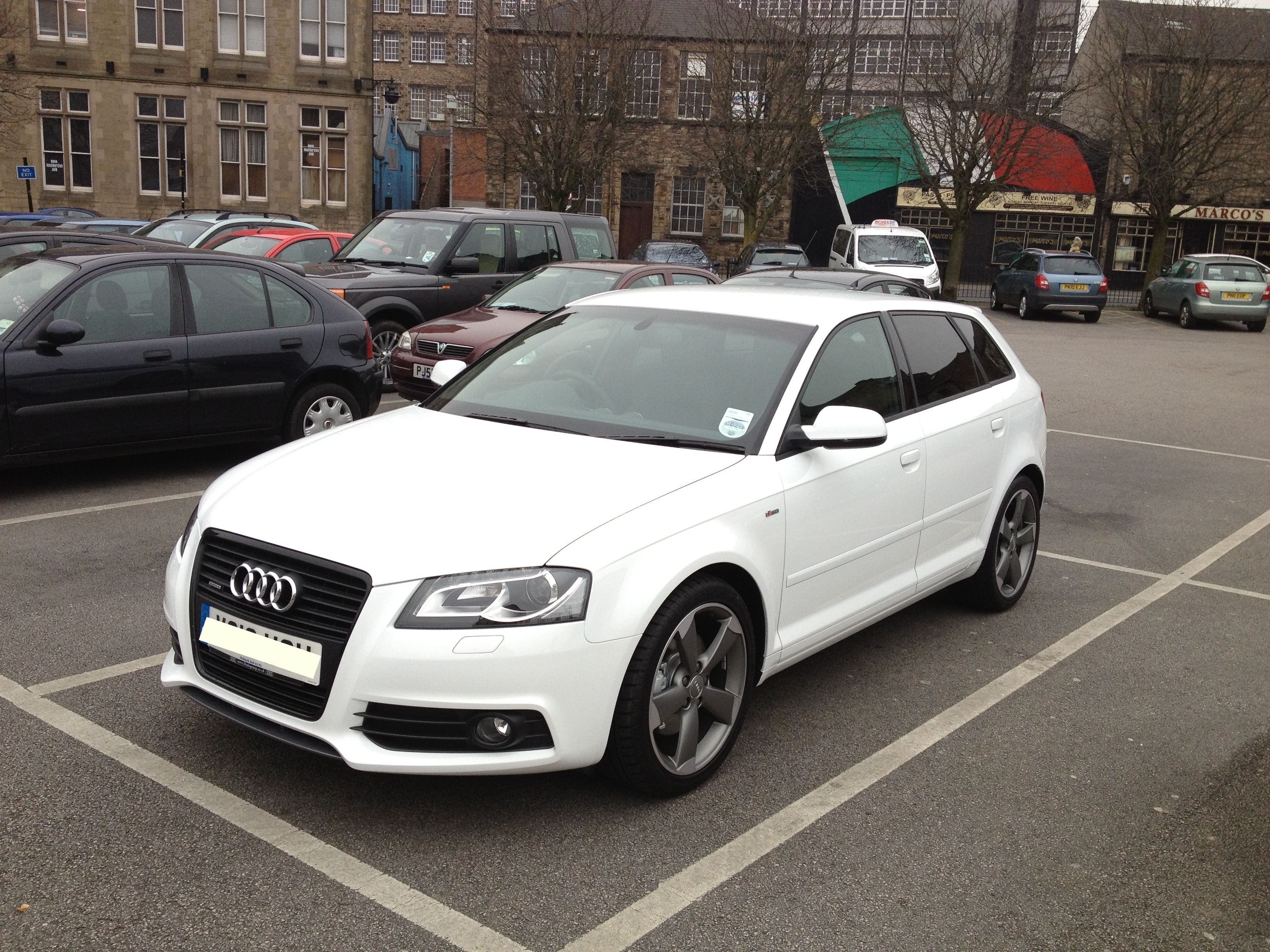 2012 audi a3 sportback 8p pictures information and specs auto. Black Bedroom Furniture Sets. Home Design Ideas