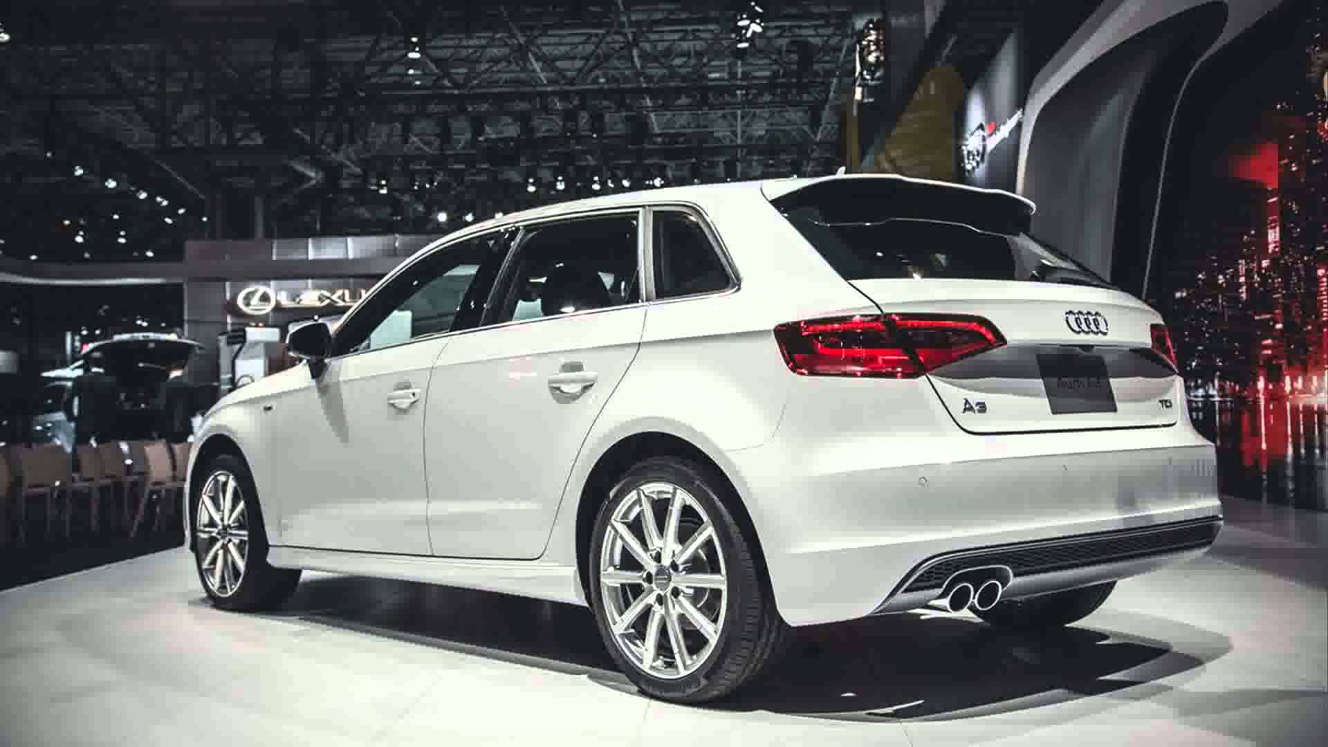 2016 Audi A3 sportback (8p) - pictures, information and ...