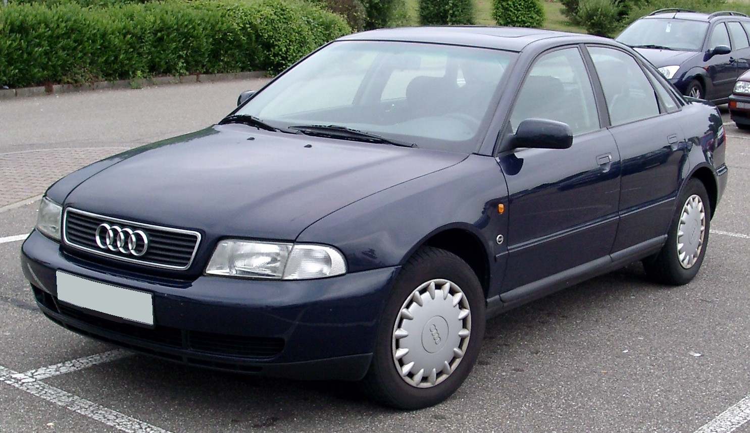 1995 audi a4 8d b5 pictures information and specs auto. Black Bedroom Furniture Sets. Home Design Ideas