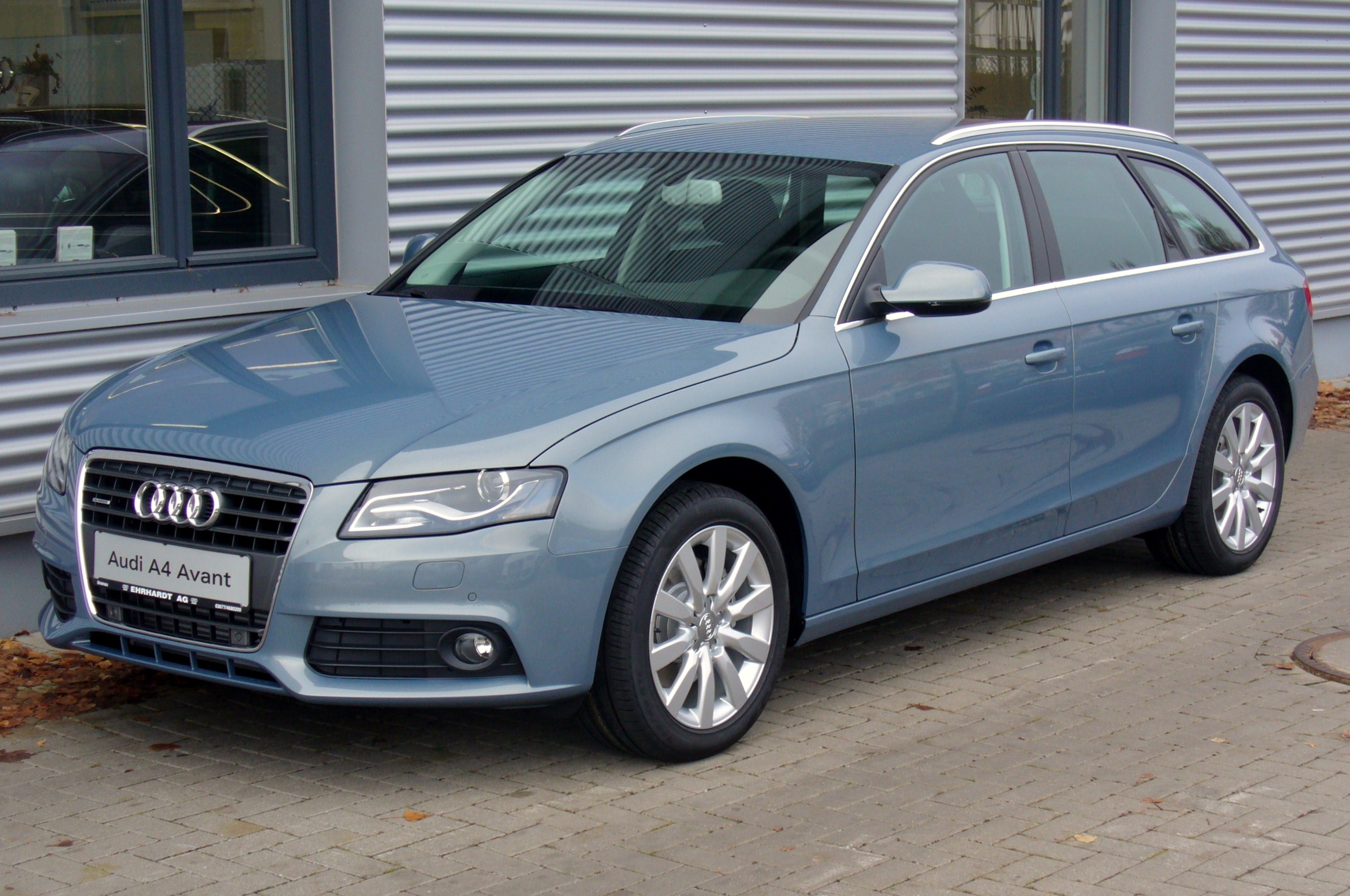 Audi A4 Allroad B8 2011 Pictures Auto Database Com