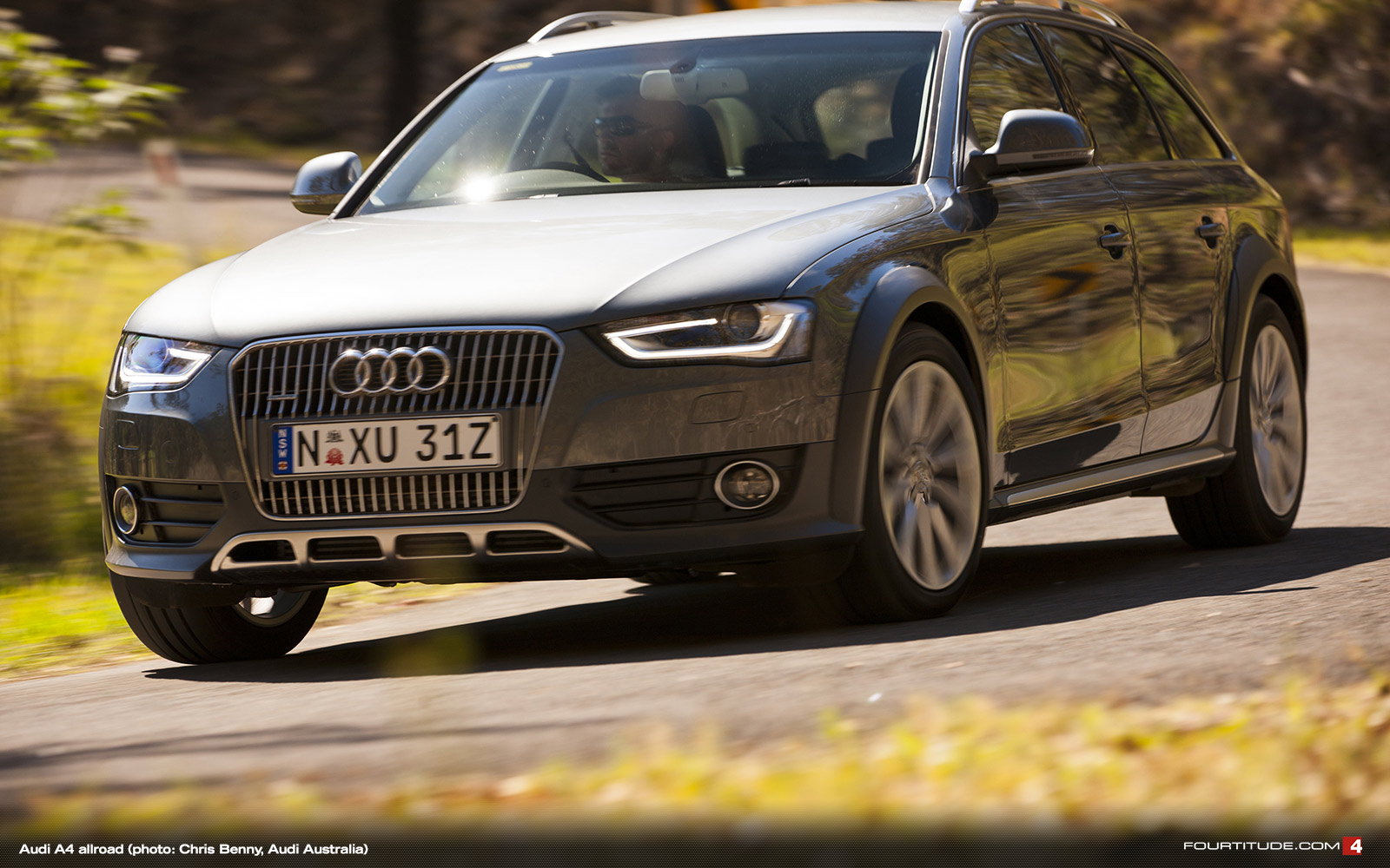 2016 audi a4 allroad b8 pictures information and. Black Bedroom Furniture Sets. Home Design Ideas