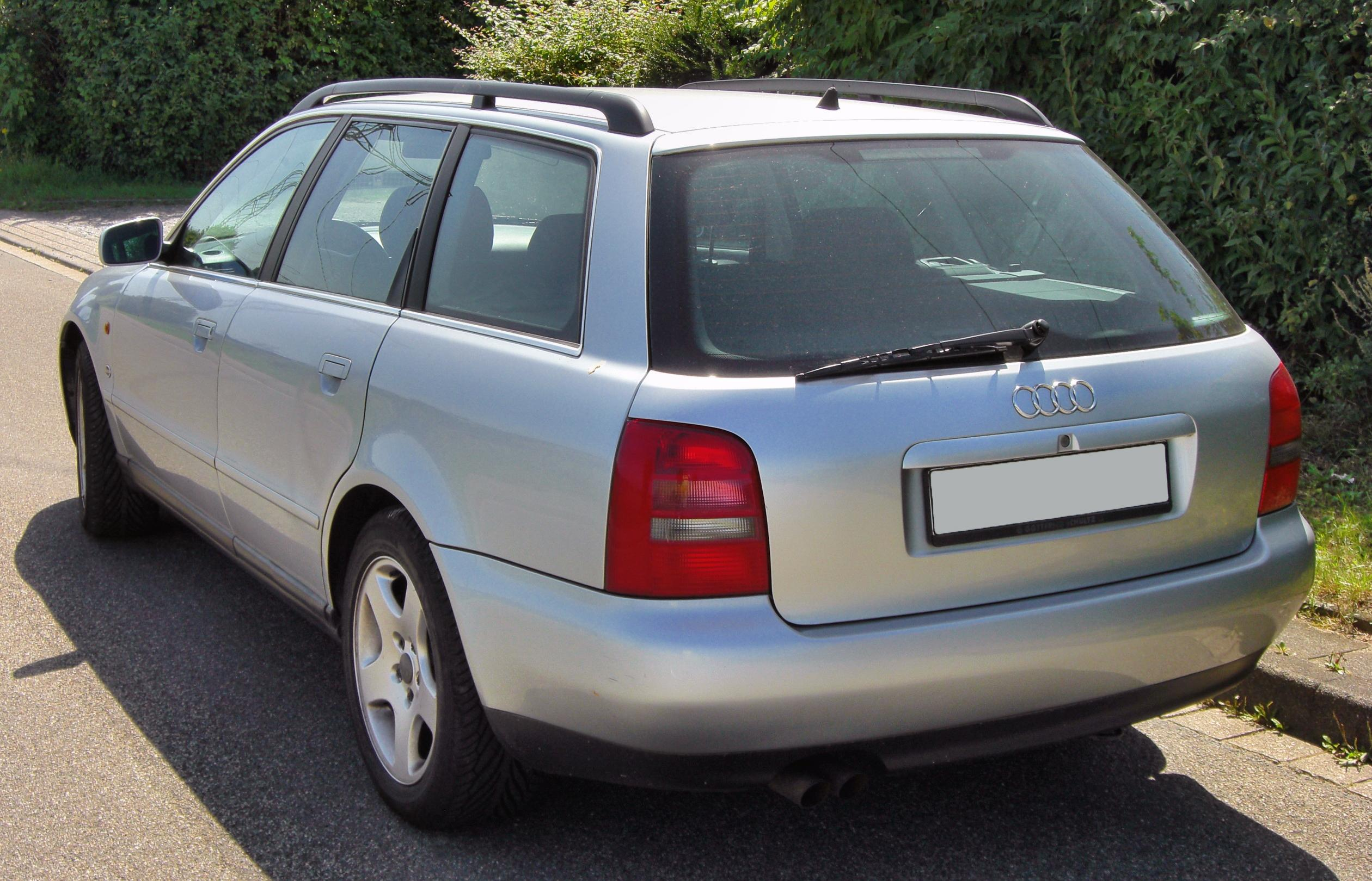 1997 Audi A4 avant (8d,b5) - pictures, information and ...