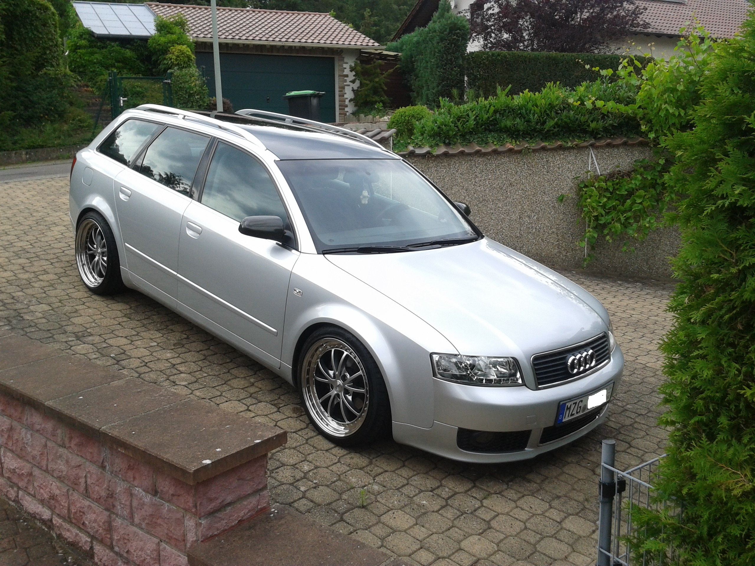 2002 audi a4 avant 8e pictures information and specs. Black Bedroom Furniture Sets. Home Design Ideas