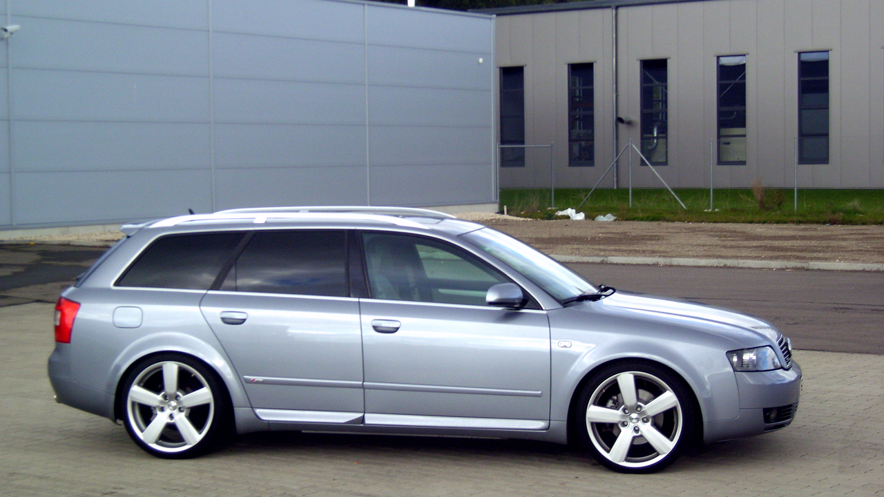 2007 audi a4 avant 8e pictures information and specs auto. Black Bedroom Furniture Sets. Home Design Ideas