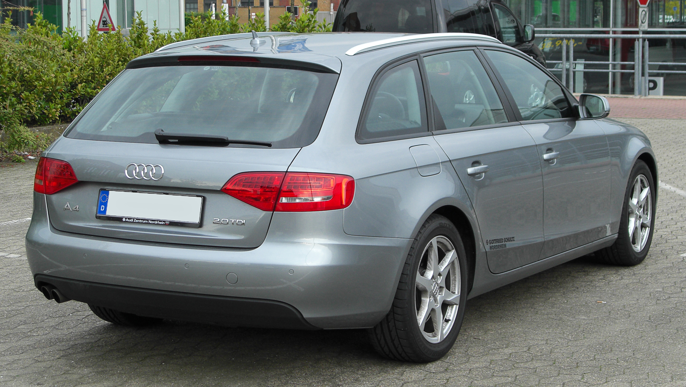 2008 audi a4 avant b8 pictures information and specs. Black Bedroom Furniture Sets. Home Design Ideas