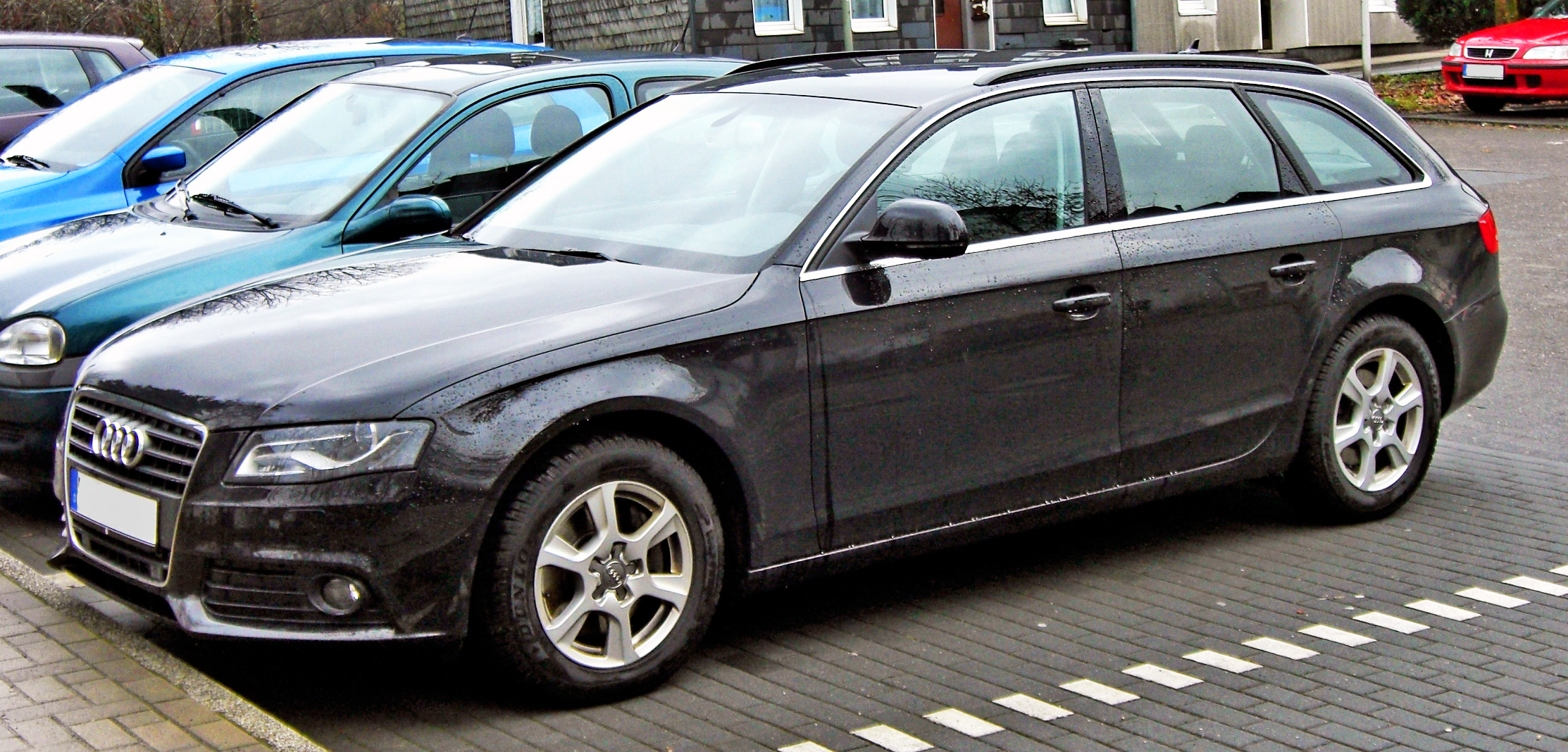 2009 audi a4 avant b8 pictures information and specs. Black Bedroom Furniture Sets. Home Design Ideas