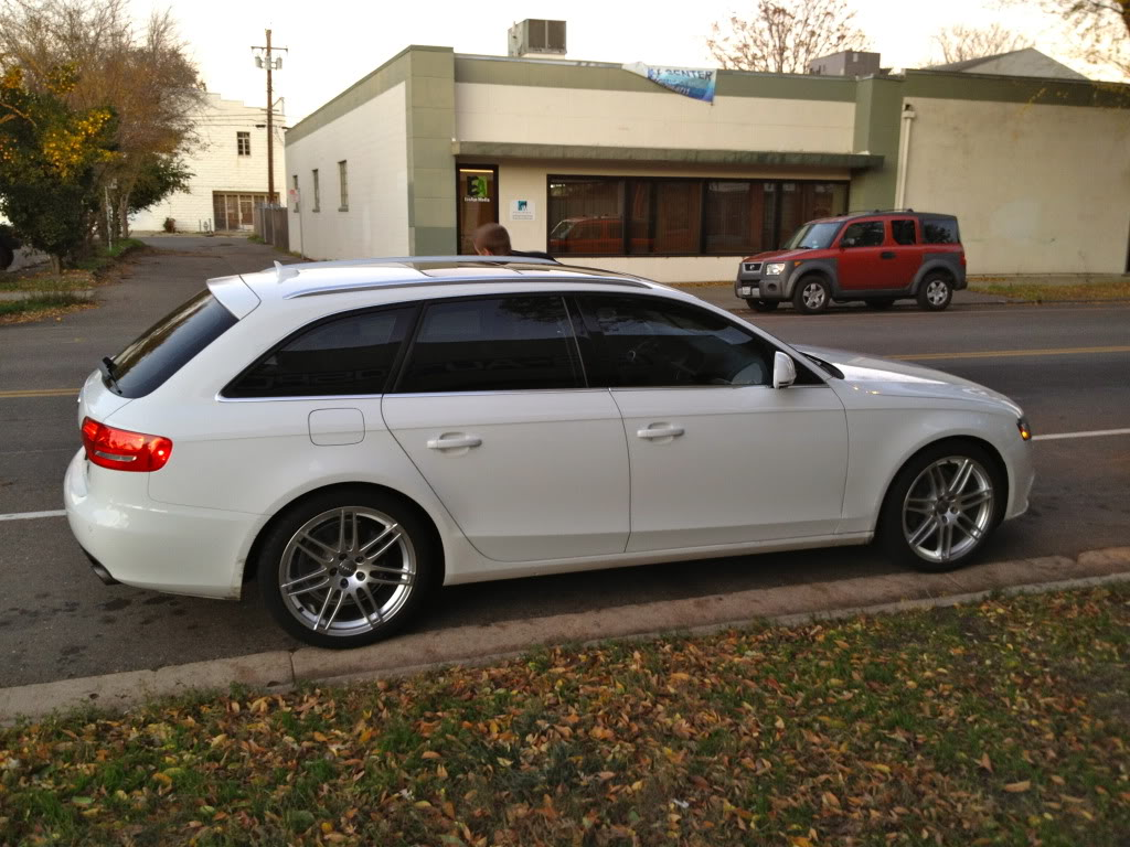 2009 audi a4 avant b8 pictures information and specs auto. Black Bedroom Furniture Sets. Home Design Ideas