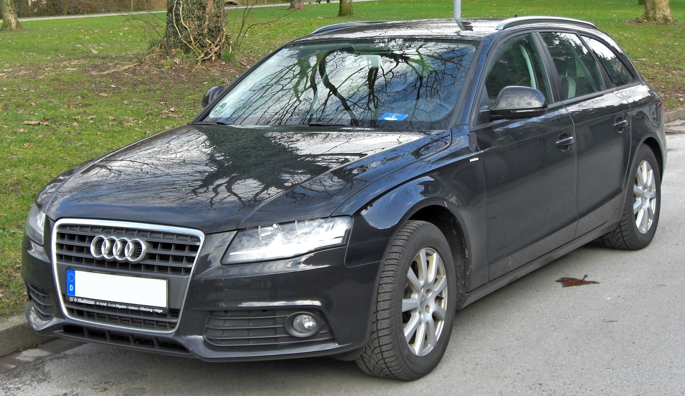 2010 audi a4 avant b8 pictures information and specs auto. Black Bedroom Furniture Sets. Home Design Ideas