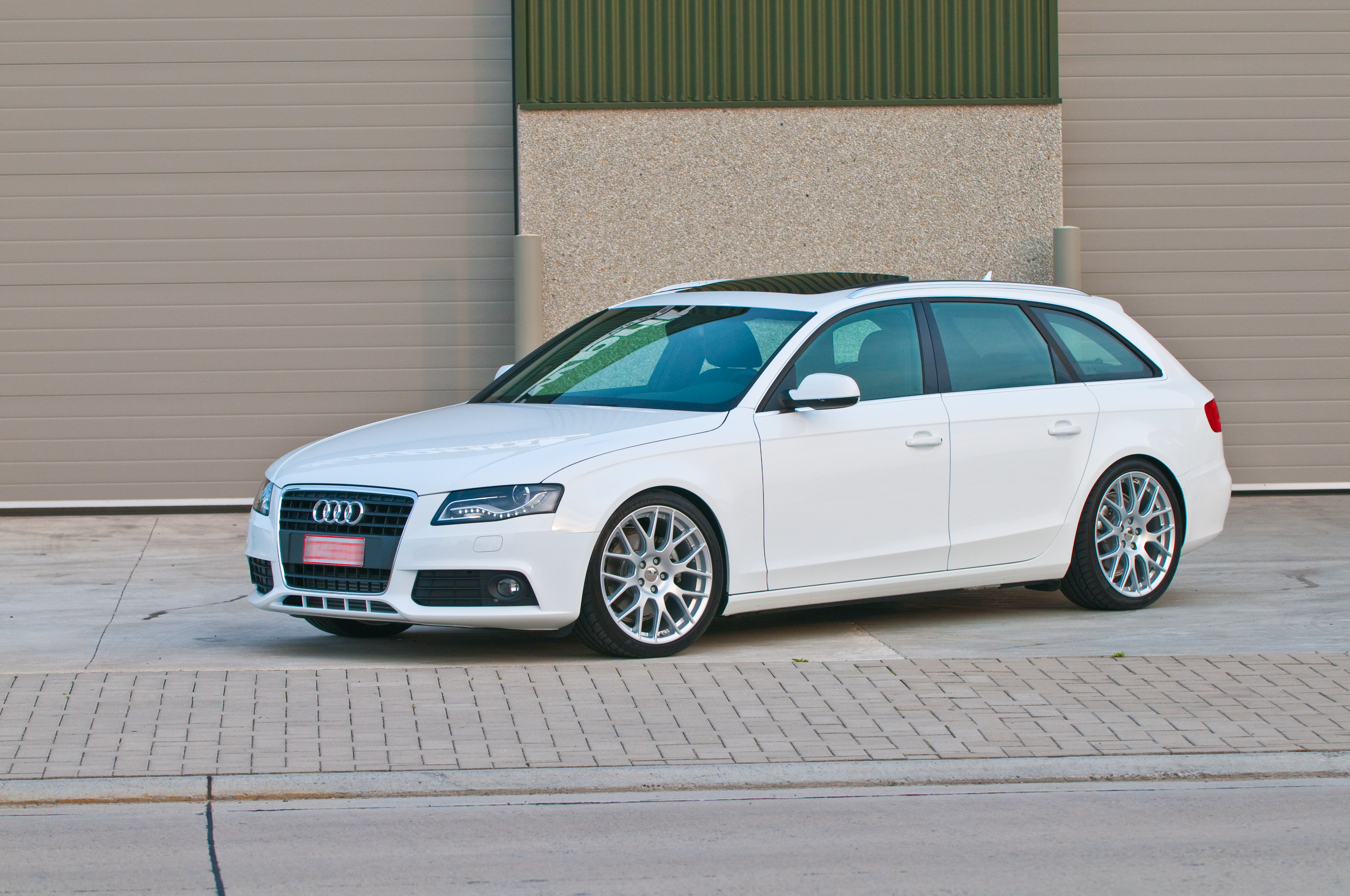 2010 Audi A4 Avant B8 Pictures Information And Specs Auto Wiring Diagram 13