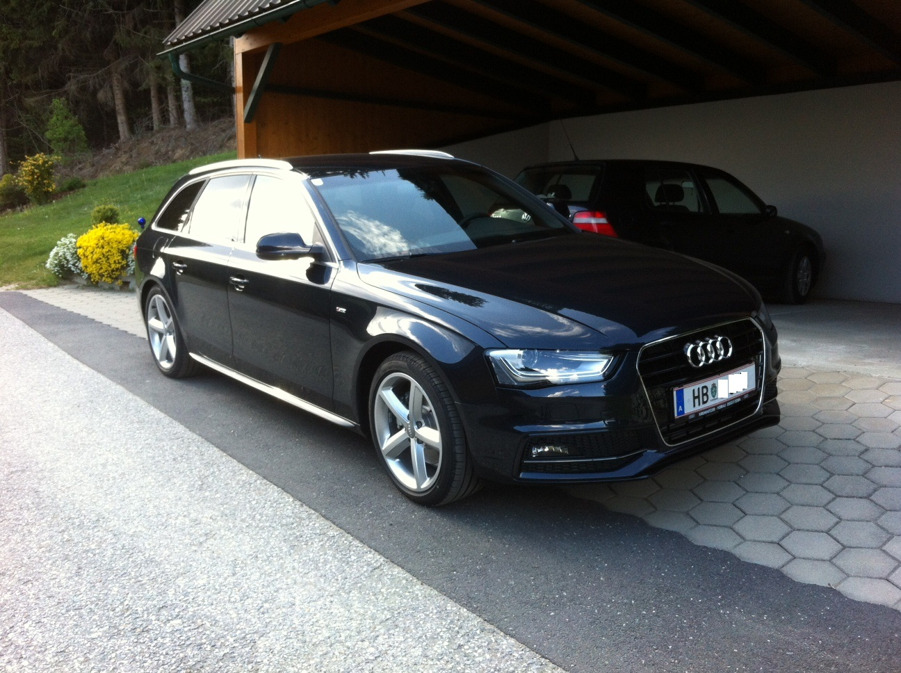2012 audi a4 avant b8 pictures information and specs auto. Black Bedroom Furniture Sets. Home Design Ideas
