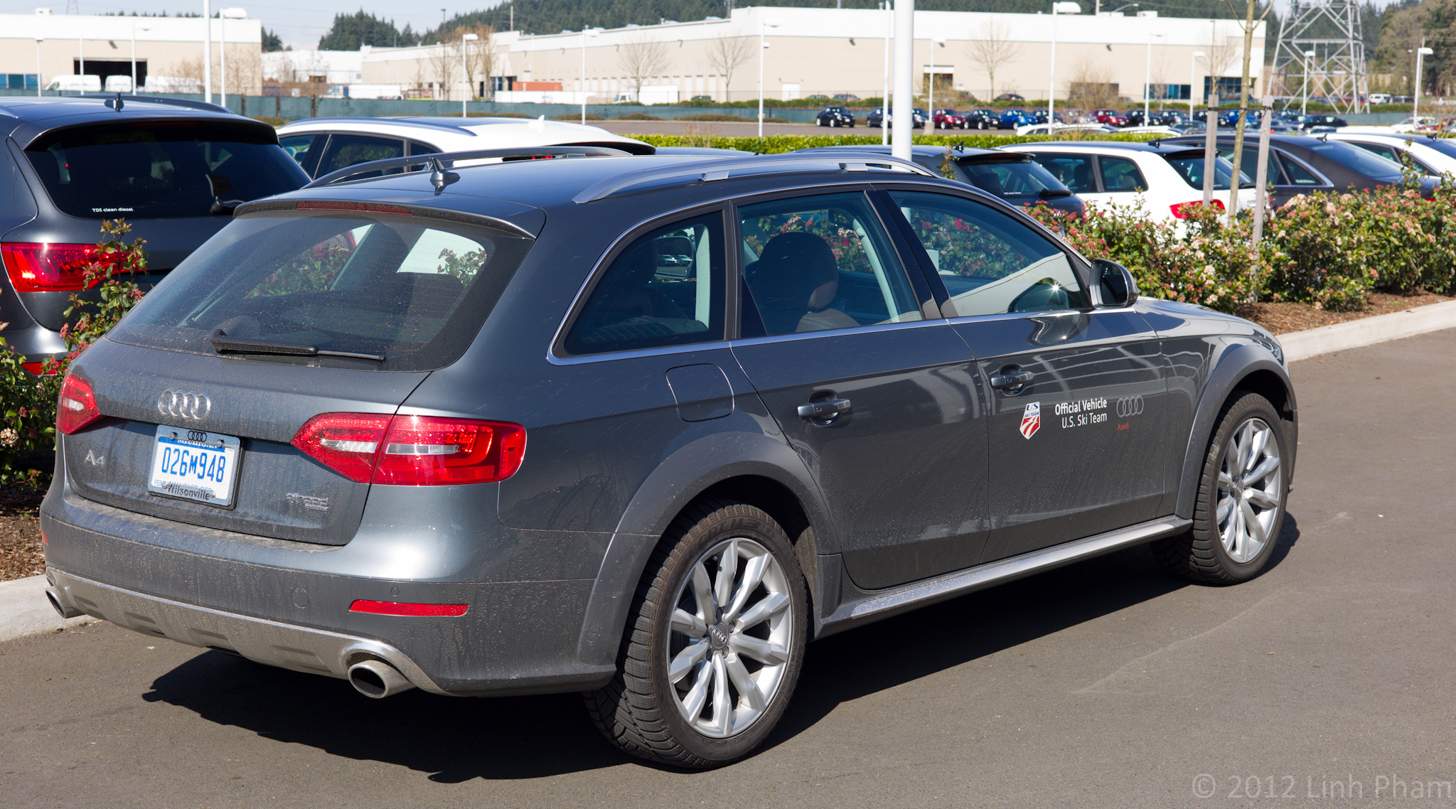 2013 Audi A4 Avant B8 Pictures Information And Specs