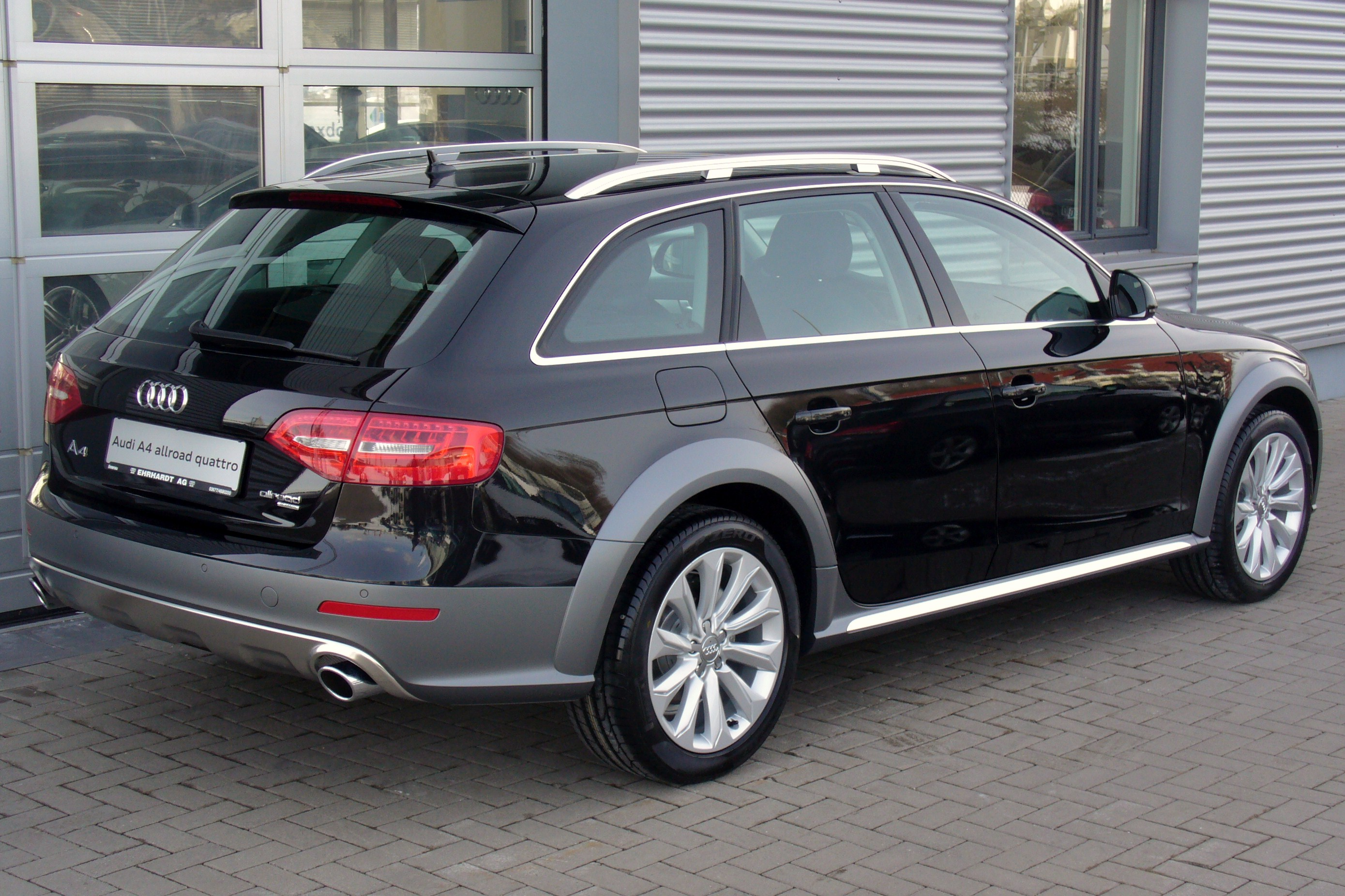 2015 audi a4 avant b8 pictures information and specs auto. Black Bedroom Furniture Sets. Home Design Ideas