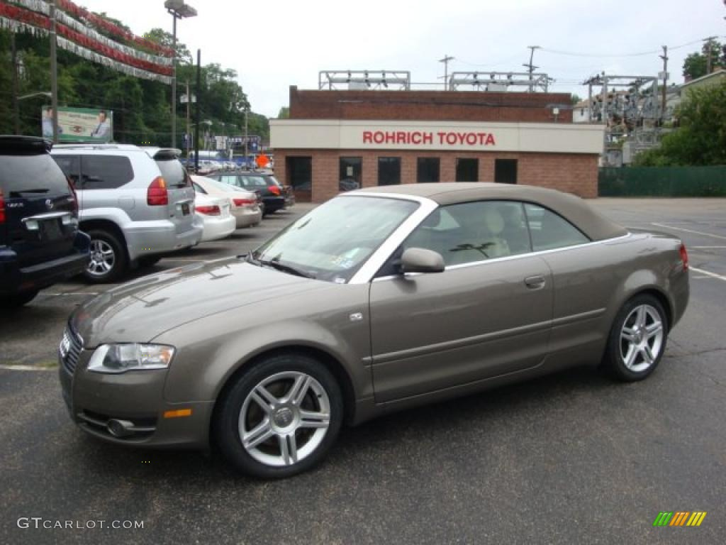 Audi A Cabriolet Pictures Information And Specs Auto - 2007 audi a4 specs