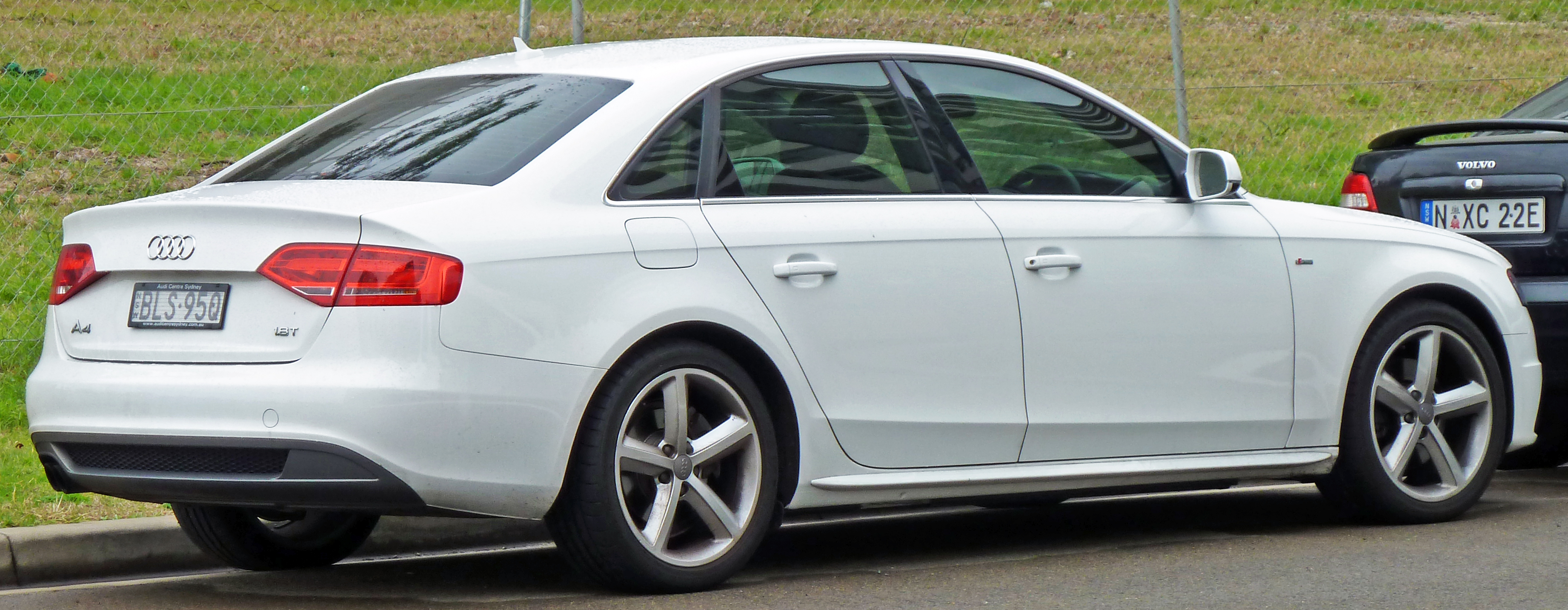 2008 audi a4 sedan b8 pictures information and specs auto. Black Bedroom Furniture Sets. Home Design Ideas