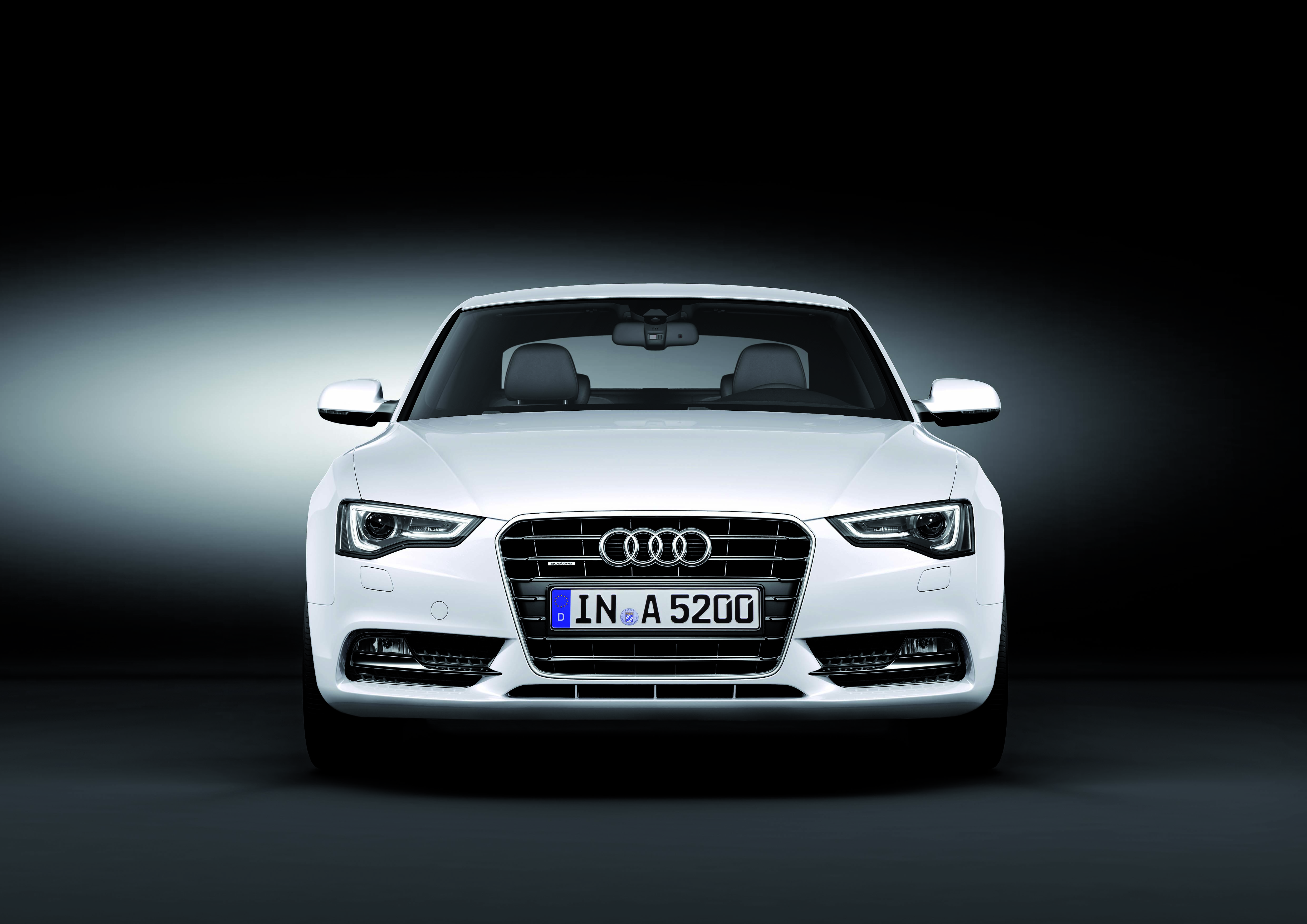 audi a5 (8t3) 2013 pictures #1