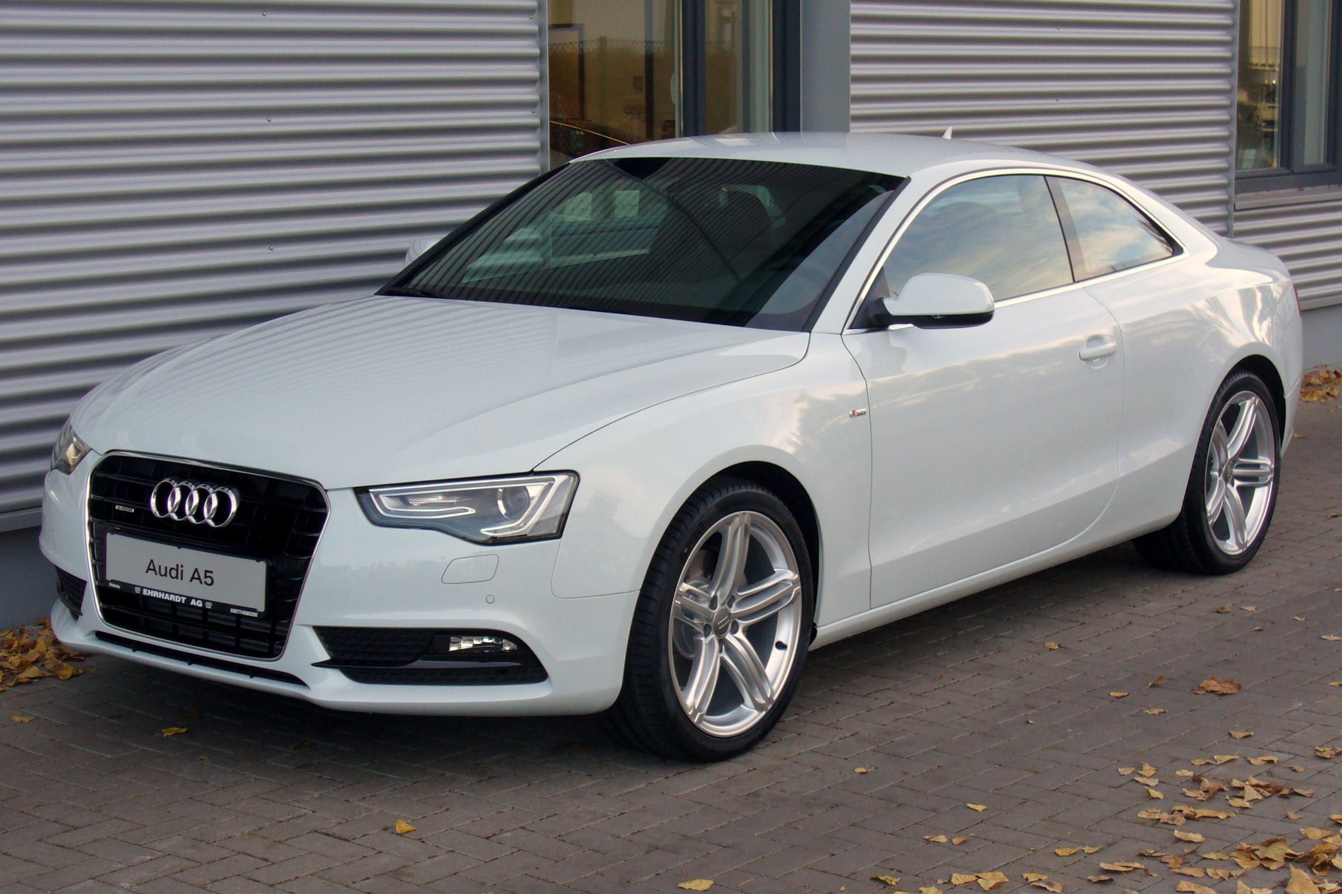 audi a5 (8t3) 2013 pictures #9