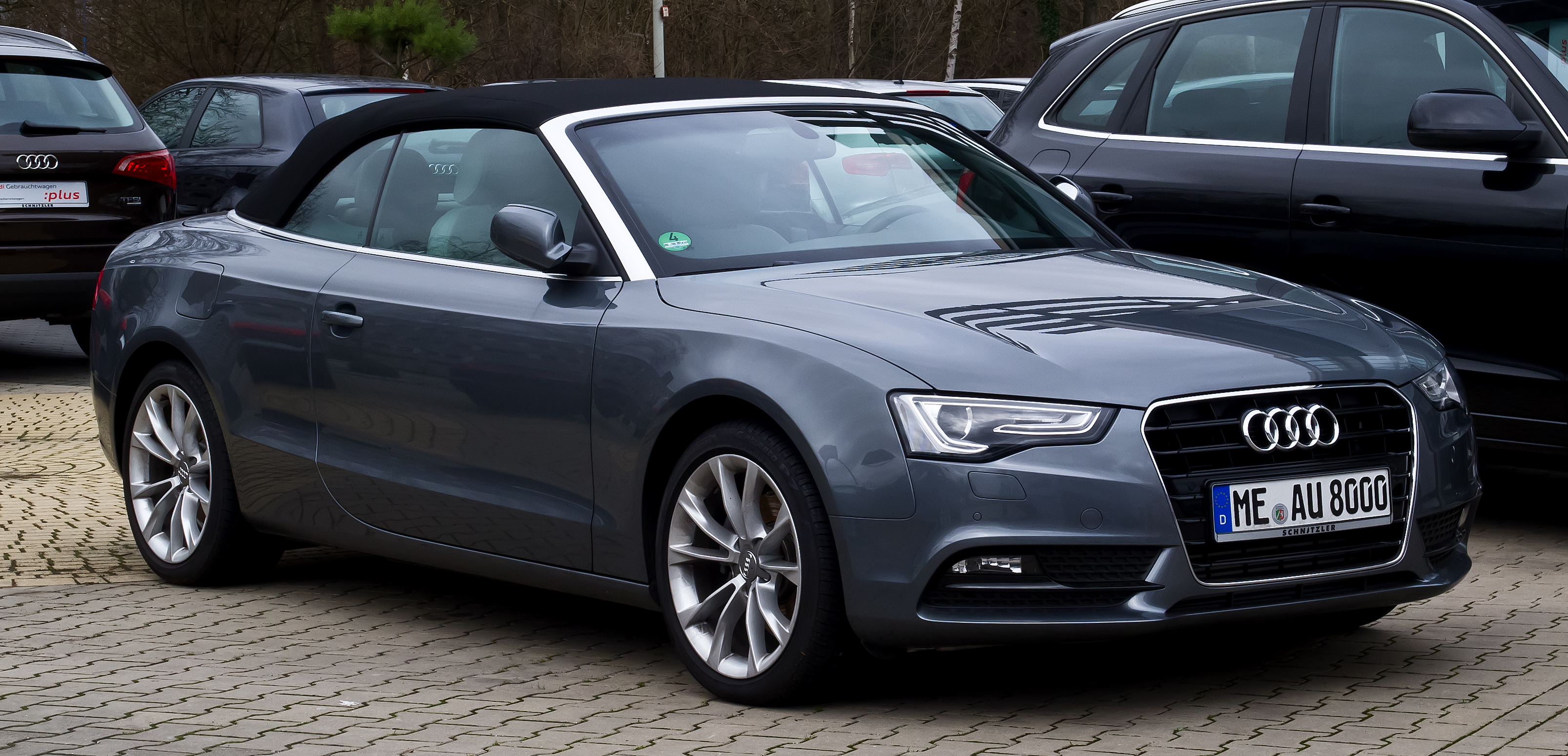 2013 audi a5 cabriolet 8f7 pictures information and specs auto. Black Bedroom Furniture Sets. Home Design Ideas