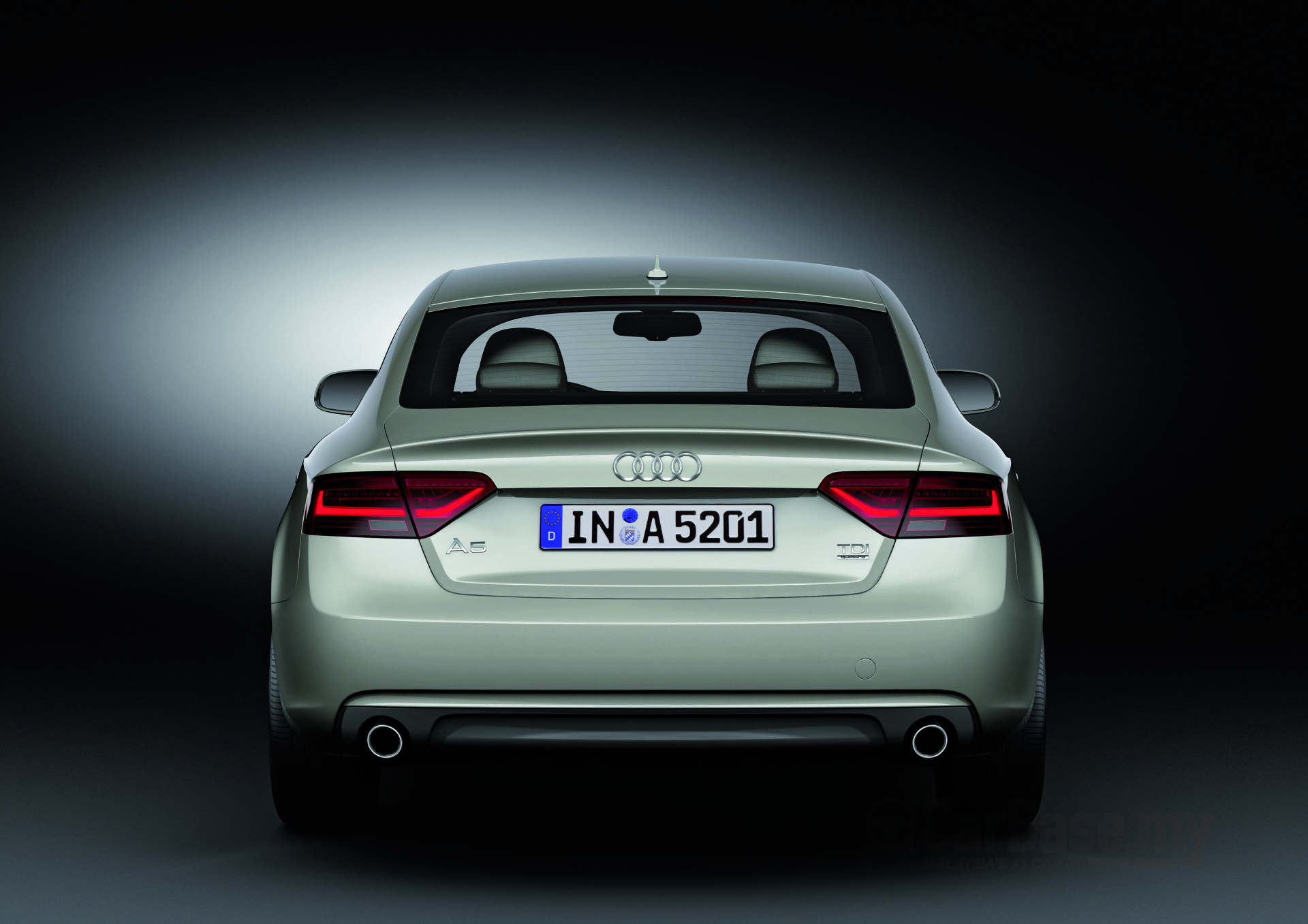 audi a5 sportback (8ta) 2013 pictures #7