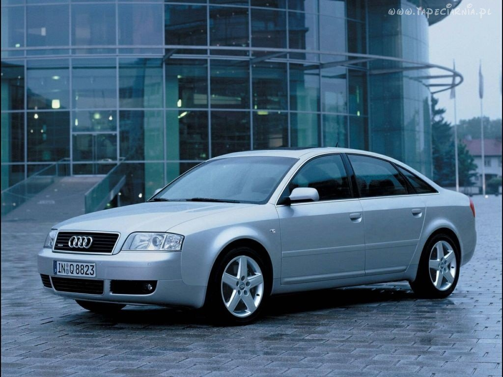 2000 Audi A6 (4b,c5) - pictures, information and specs ...