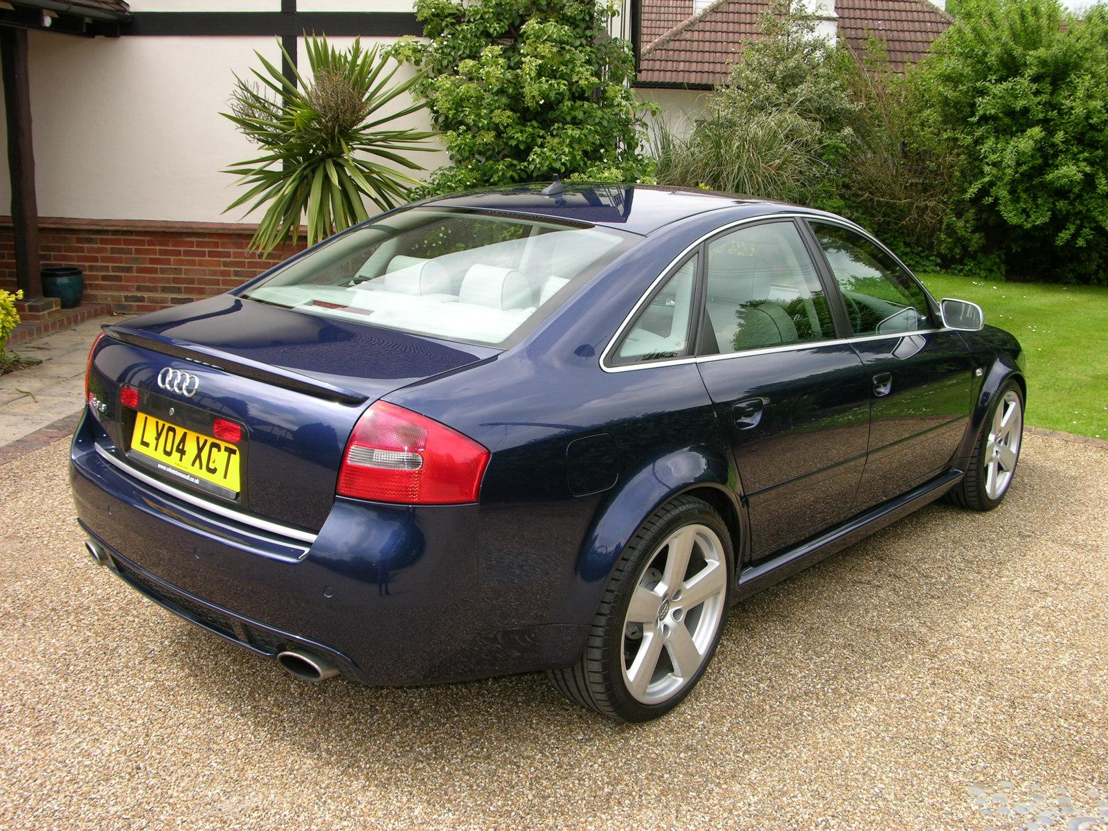 2002 Audi A6 (4b,c5) - pictures, information and specs ...