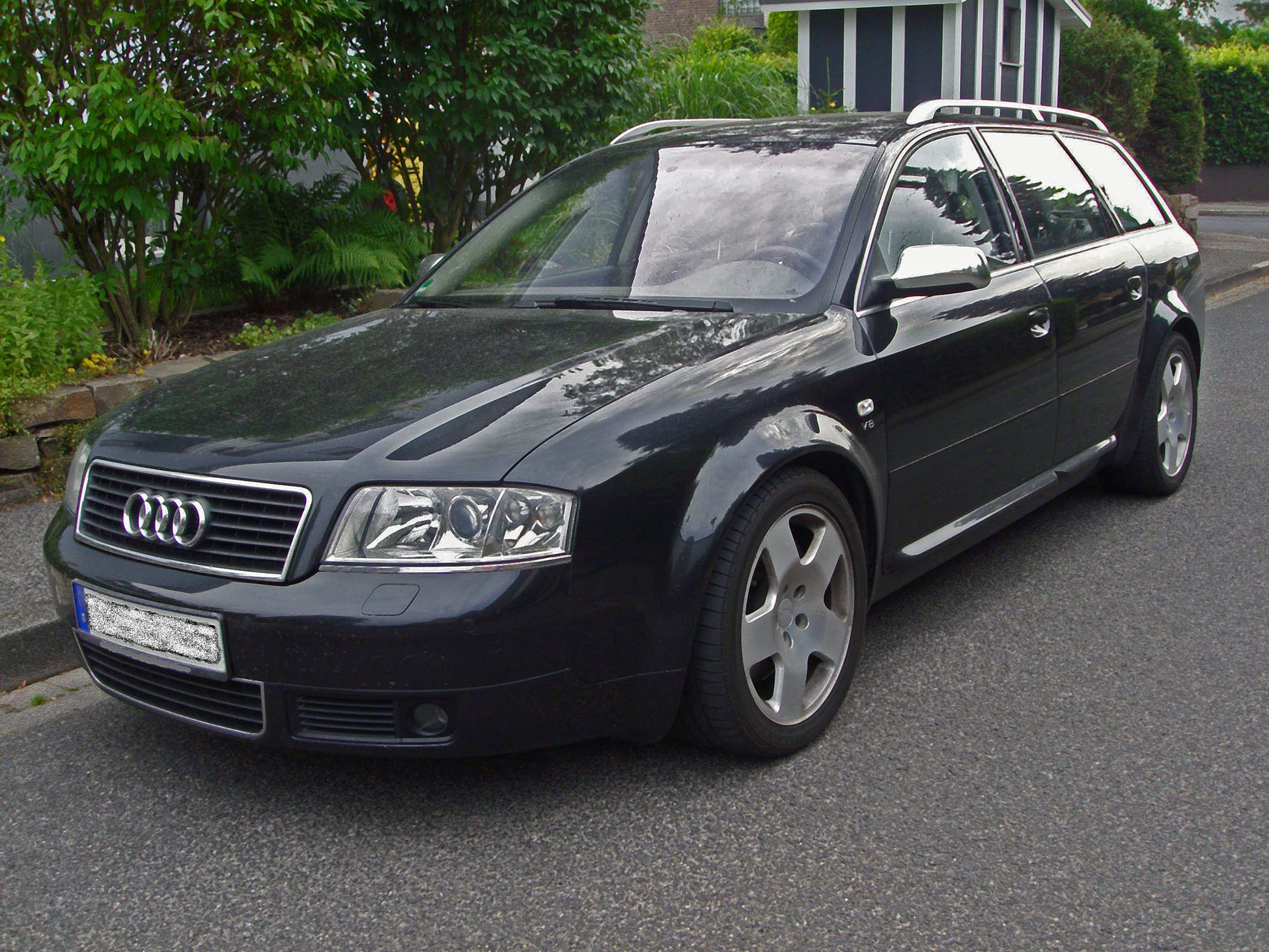 2003 audi a6 4b c5 pictures information and specs. Black Bedroom Furniture Sets. Home Design Ideas