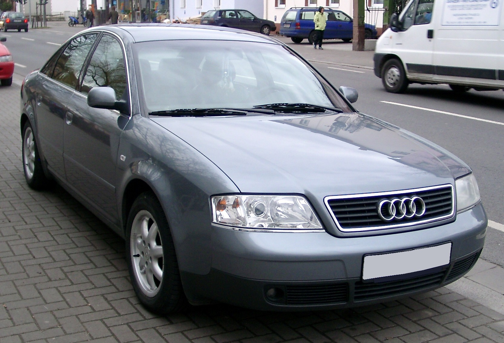 audi a6 (4b,c5) 2003 pictures #13