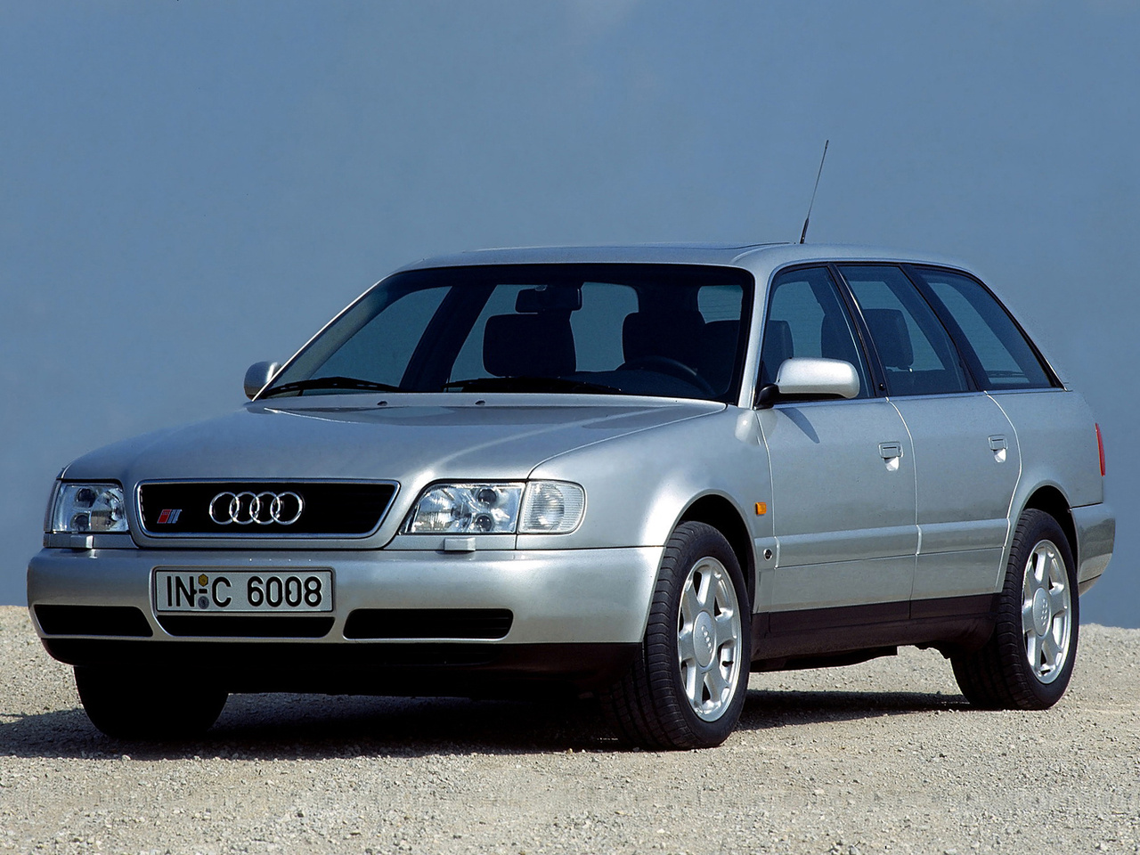 1994 audi a6 avant 4a c4 pictures information and. Black Bedroom Furniture Sets. Home Design Ideas
