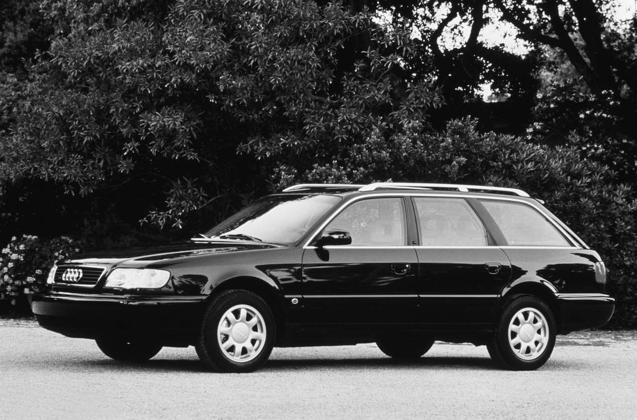 1995 audi a6 avant 4a c4 pictures information and. Black Bedroom Furniture Sets. Home Design Ideas