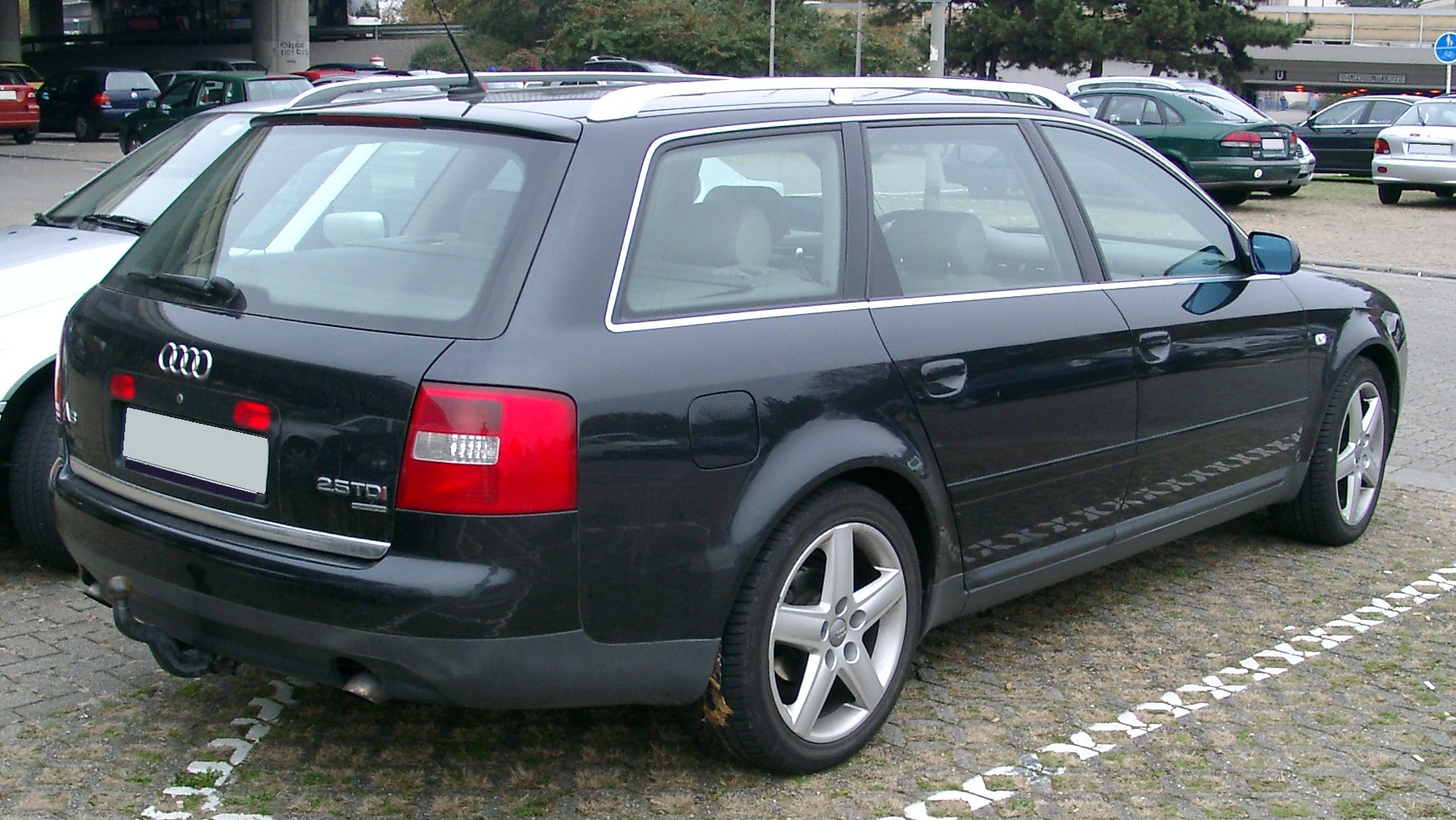 2000 Audi A6 avant (4b,c5) – pictures, information and specs - Auto