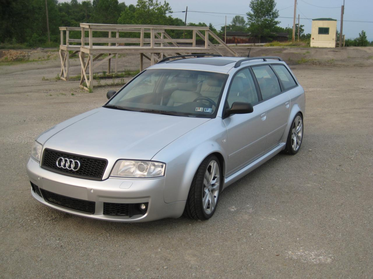 2003 Audi A6 Avant 4b C5 Pictures Information And