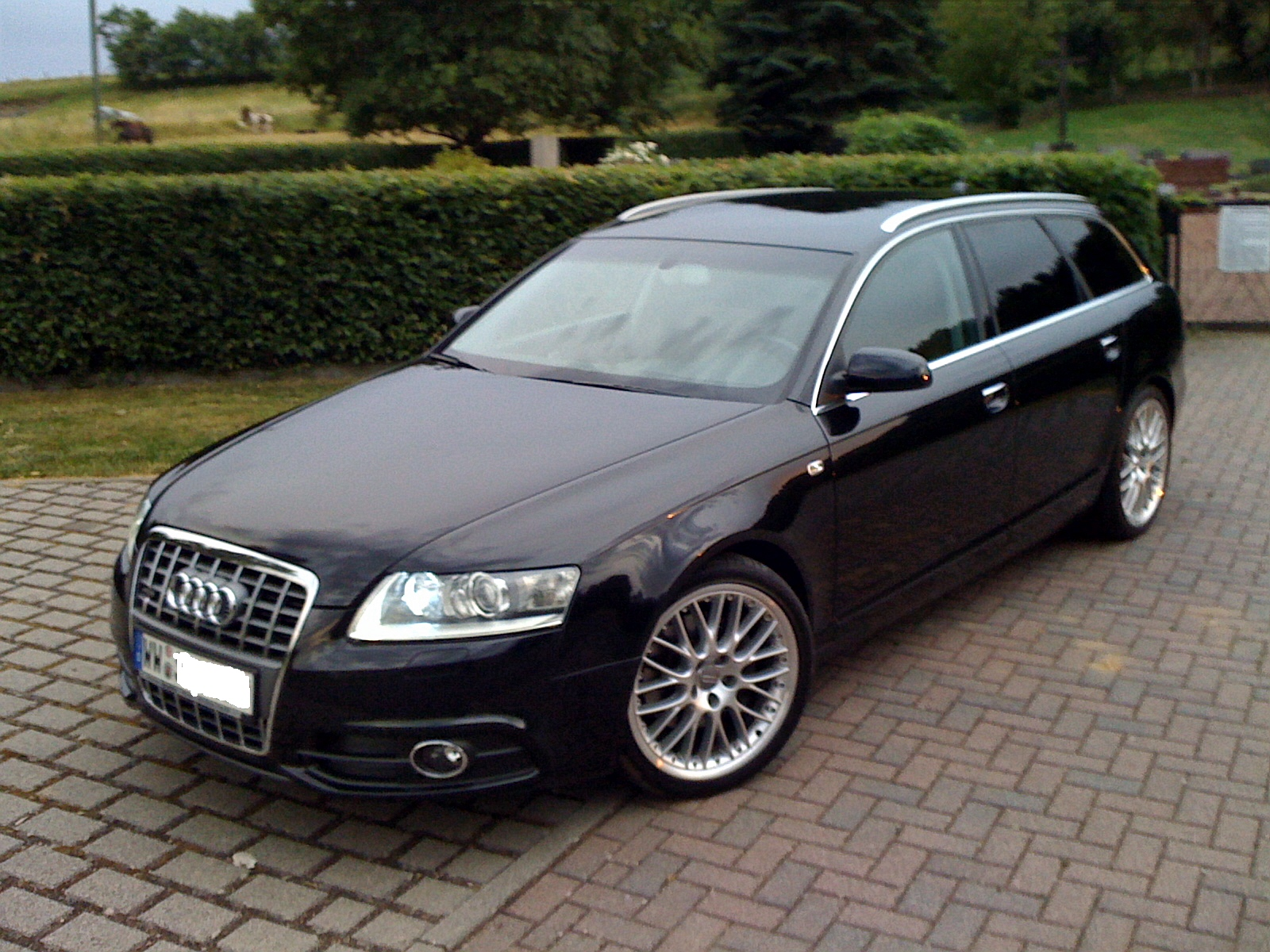 2005 audi a6 avant 4f c6 pictures information and. Black Bedroom Furniture Sets. Home Design Ideas