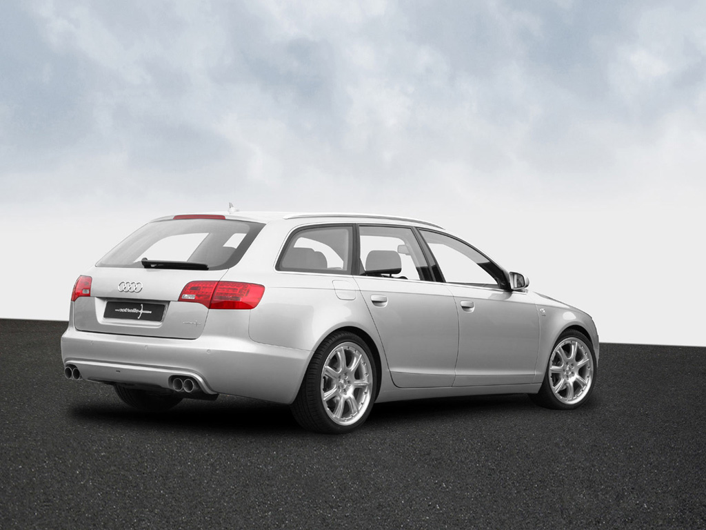2006 audi a6 avant 4f c6 pictures information and. Black Bedroom Furniture Sets. Home Design Ideas