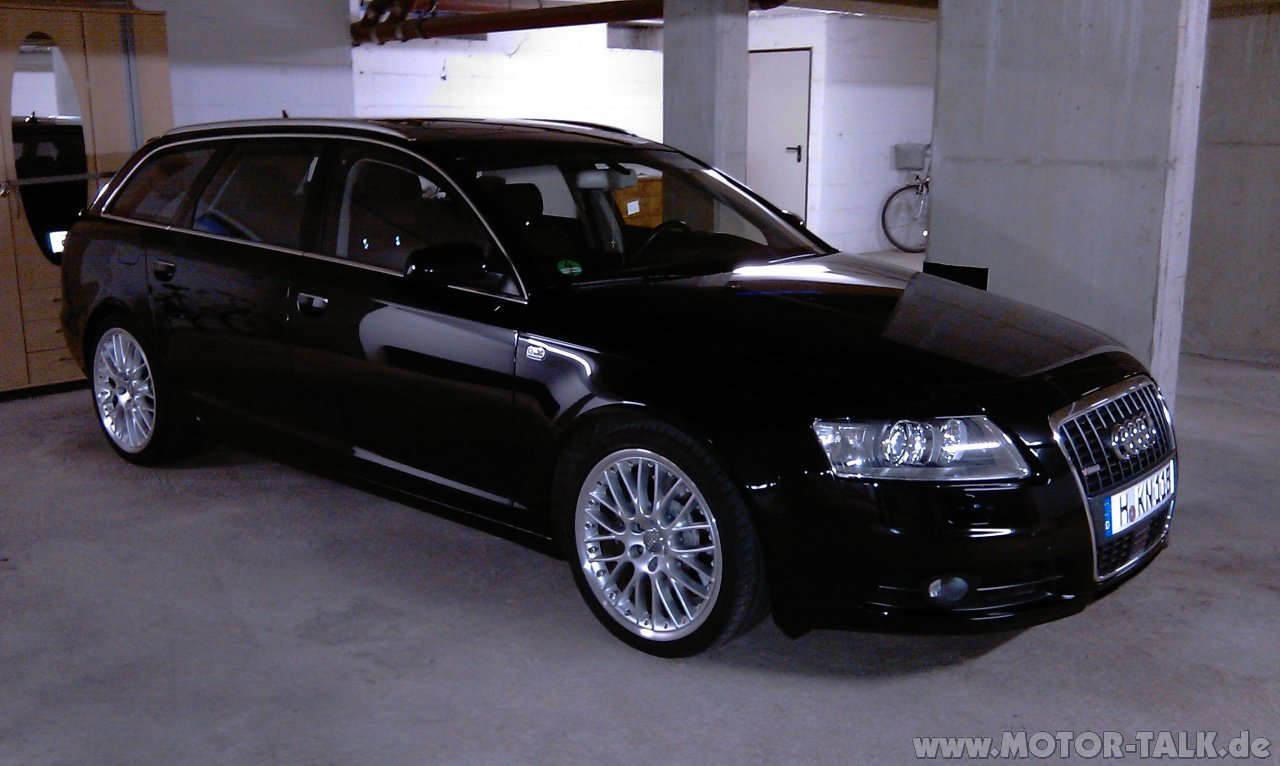 2006 Audi A6 Avant 4fc6 Pictures Information And Specs Auto