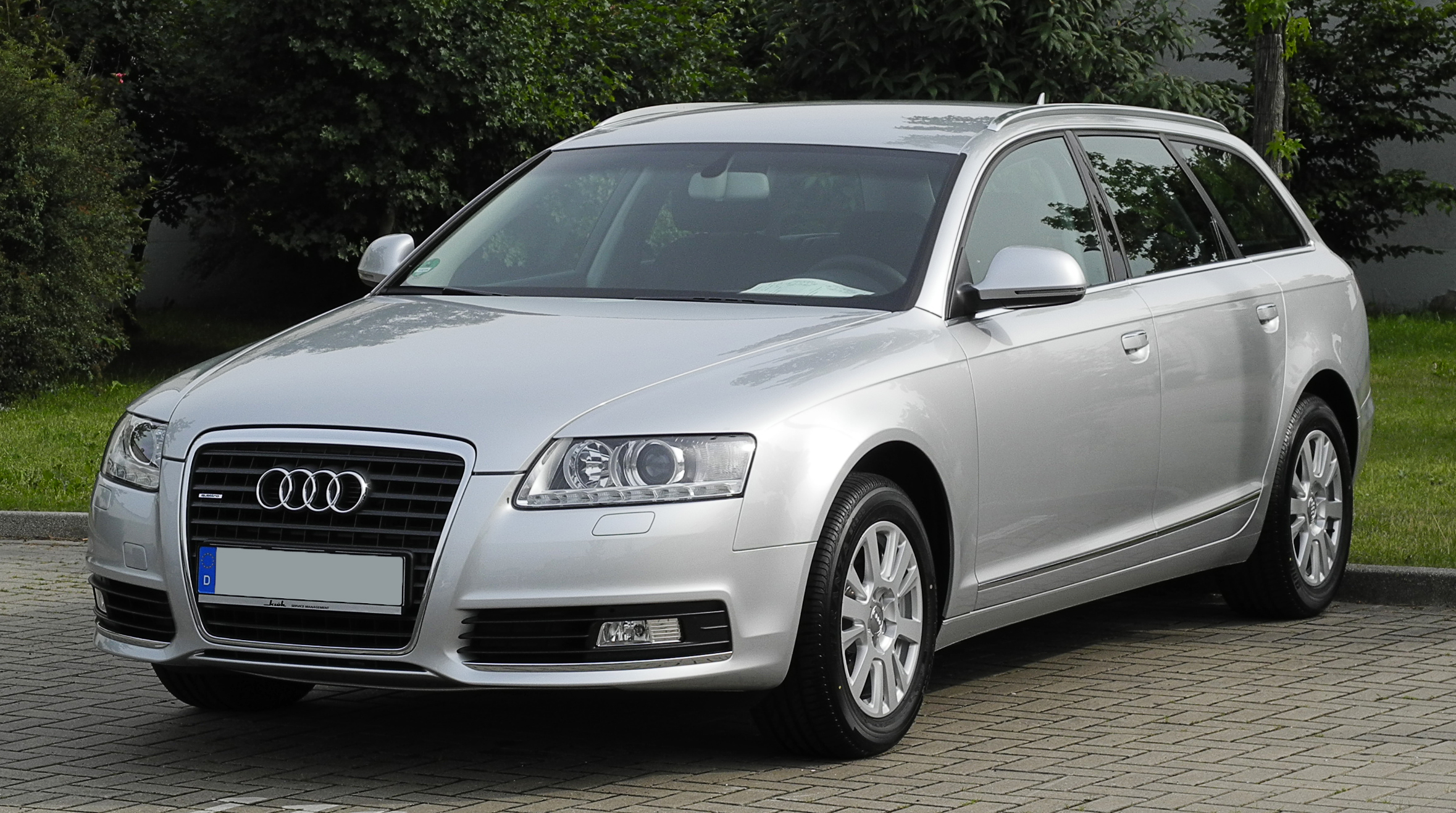 2006 Audi A6 avant (4f,c6) - pictures, information and ...