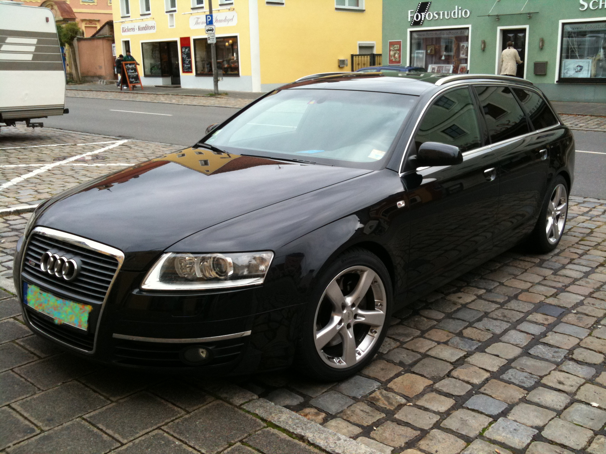 2007 Audi A6 avant (4f,c6) - pictures, information and ...