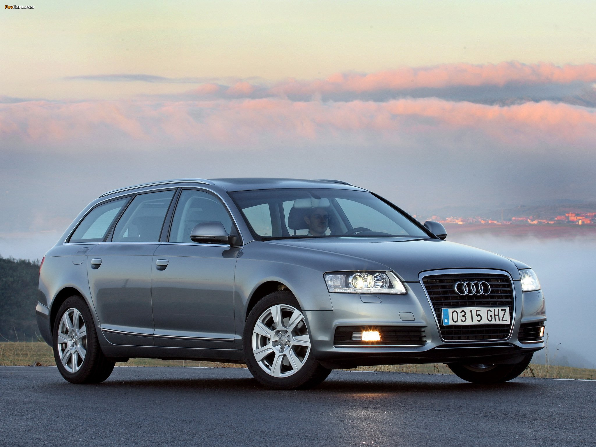 2008 audi a6 avant 4f c6 pictures information and specs auto. Black Bedroom Furniture Sets. Home Design Ideas